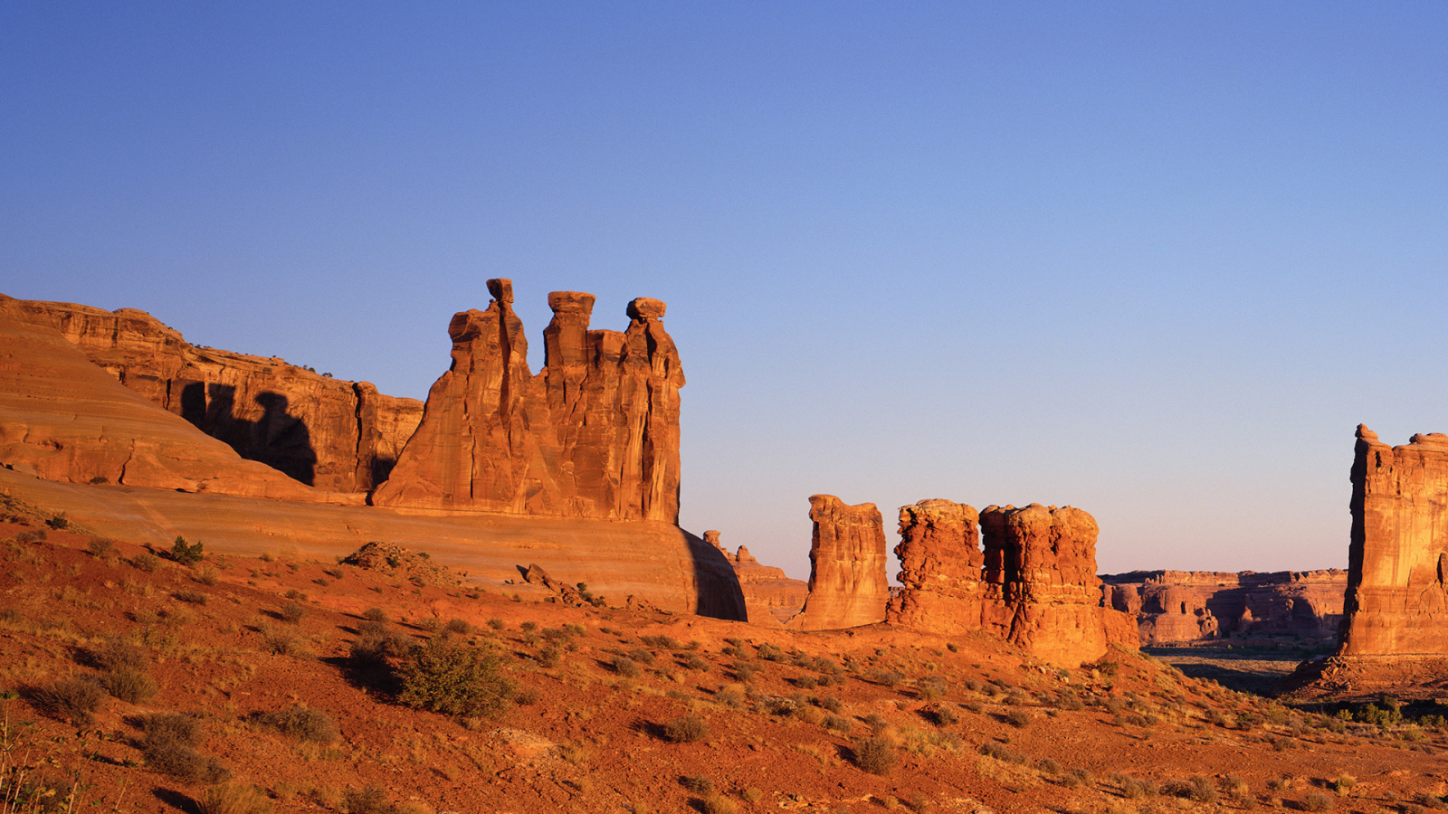 Free Download Arches National Park Wallpaper Nature