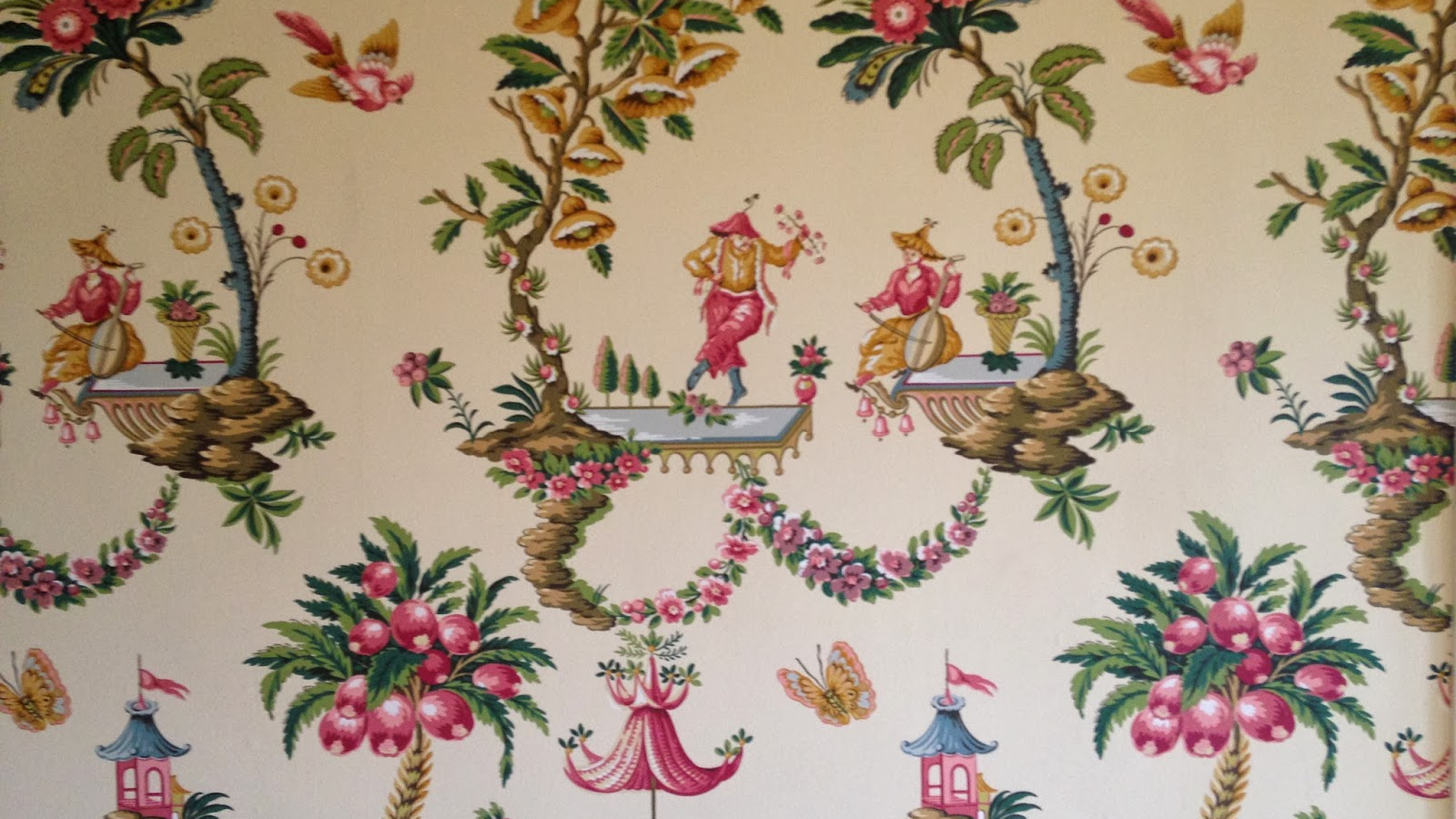 Free Download Chinoiserie Chic Chinoiserie Then And Now And