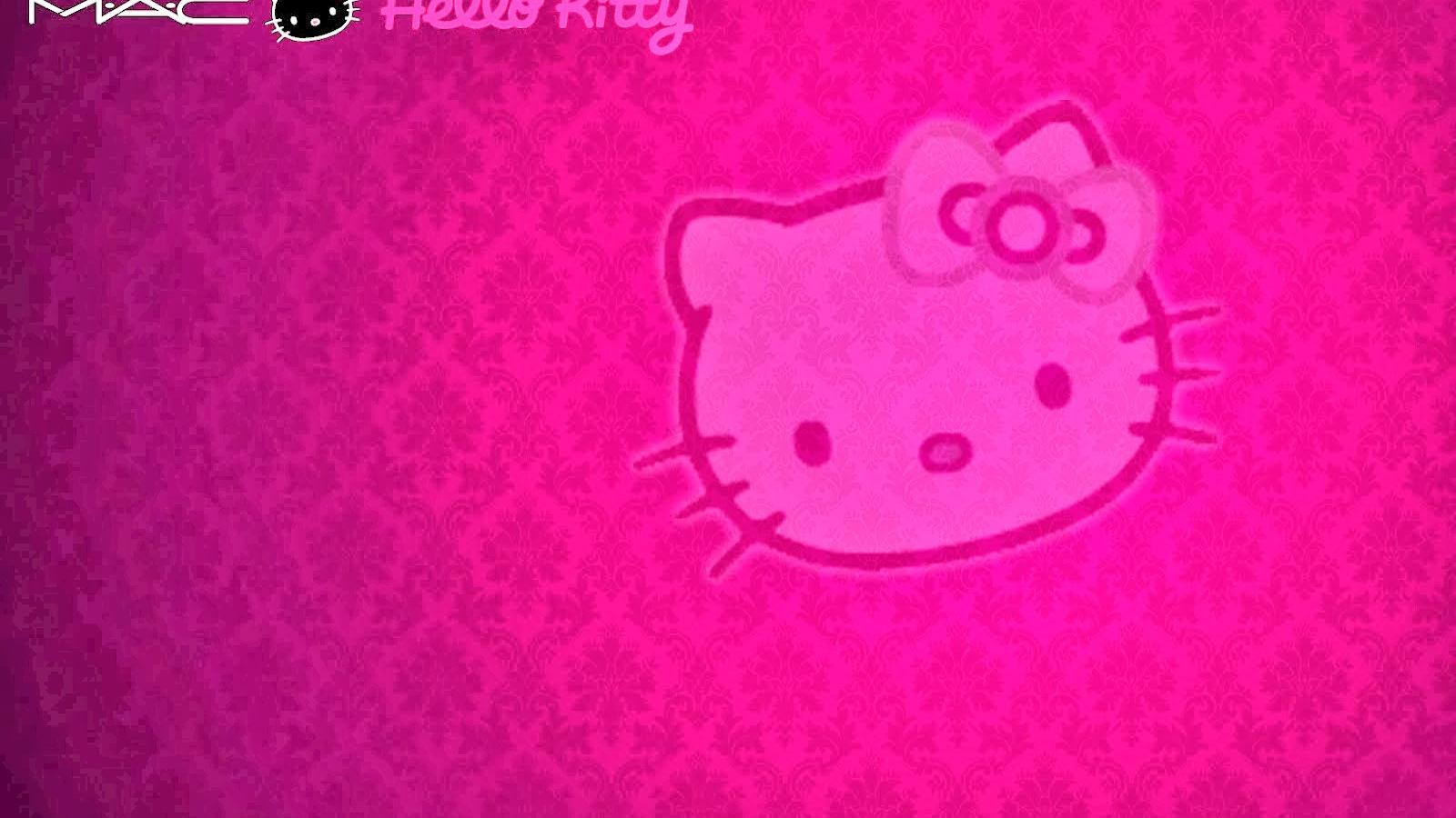 Free WALLPAPER HELLO KITTY IN MAC Gambar Kartun