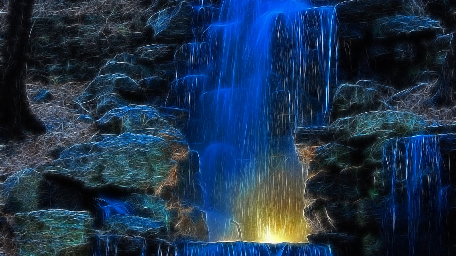 waterfall wallpapers category of hd