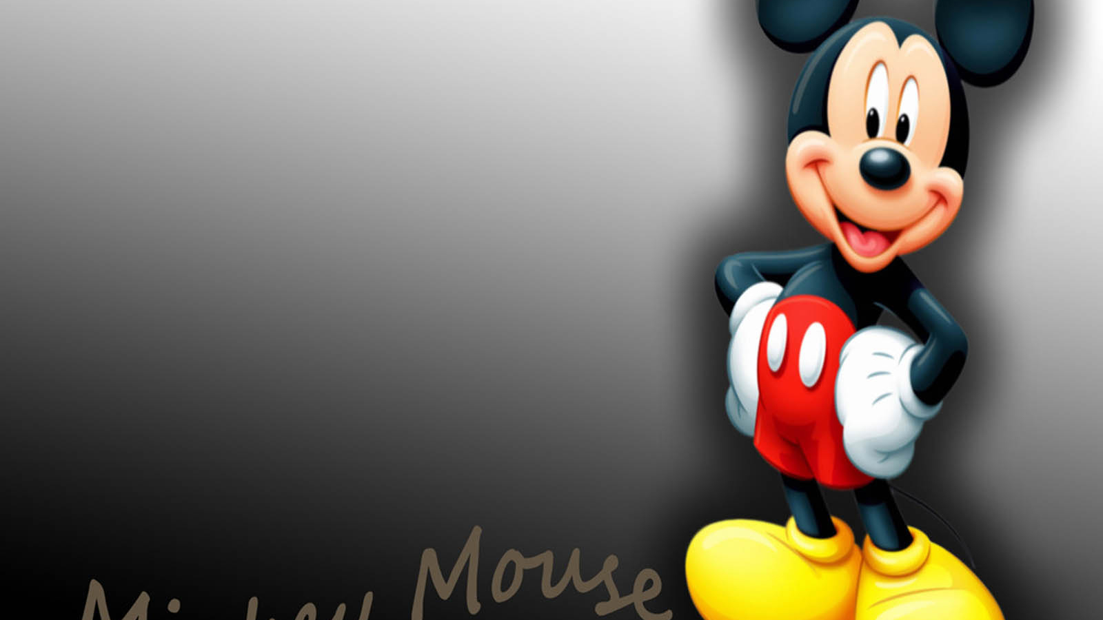 Free Wallpaper Mickey Mouse [ ] For Your