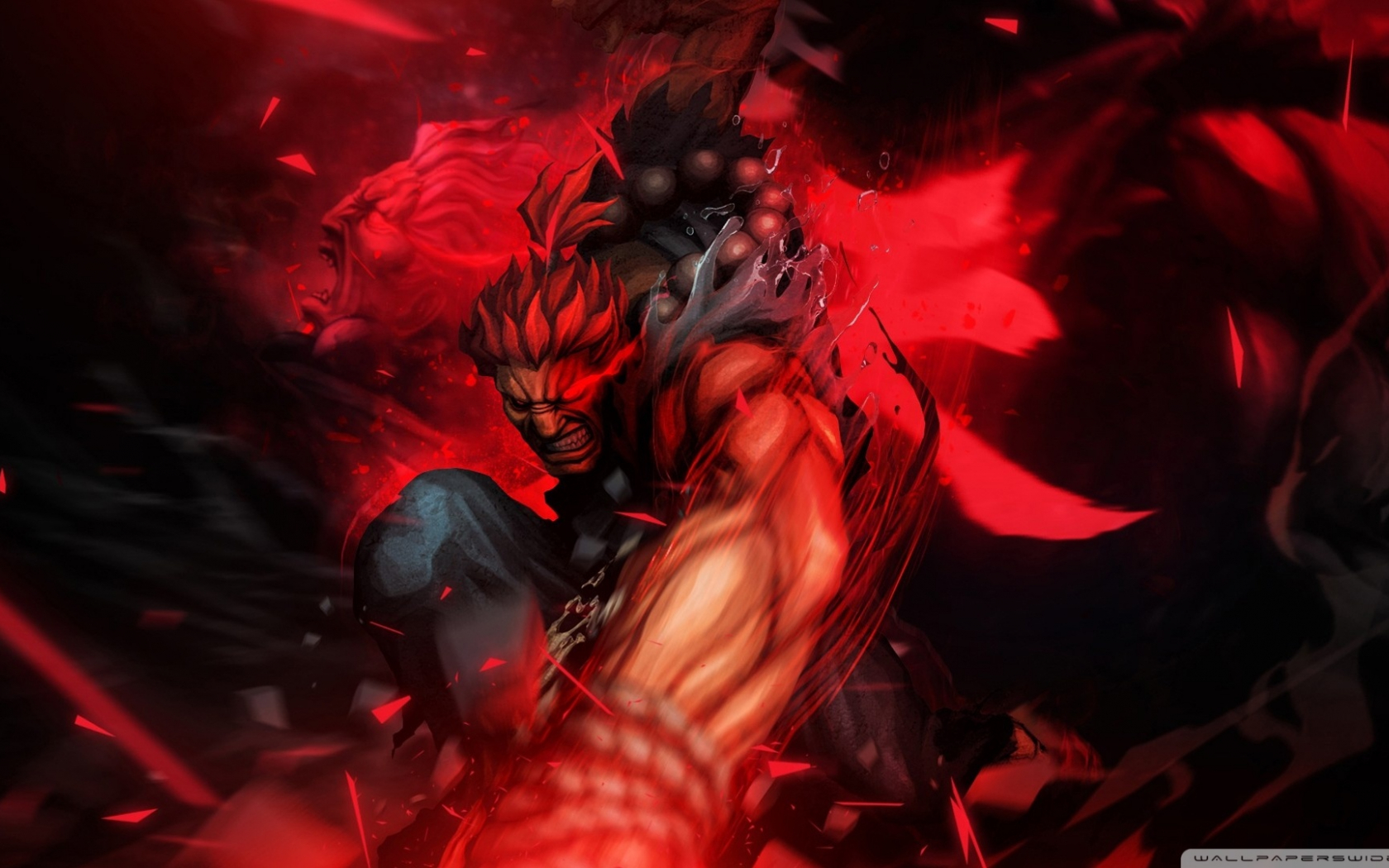 Free Download Tekken Akuma Street Fighter Wallpaper 1920x1080 Full