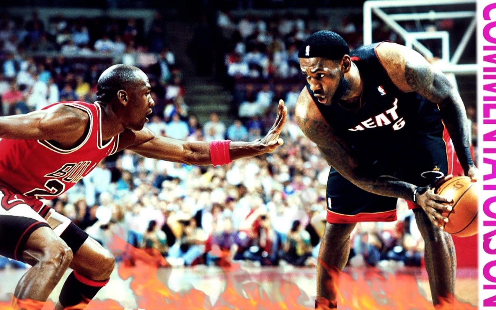 Free Download Commentators On Lebron James Vs Michael Jordan
