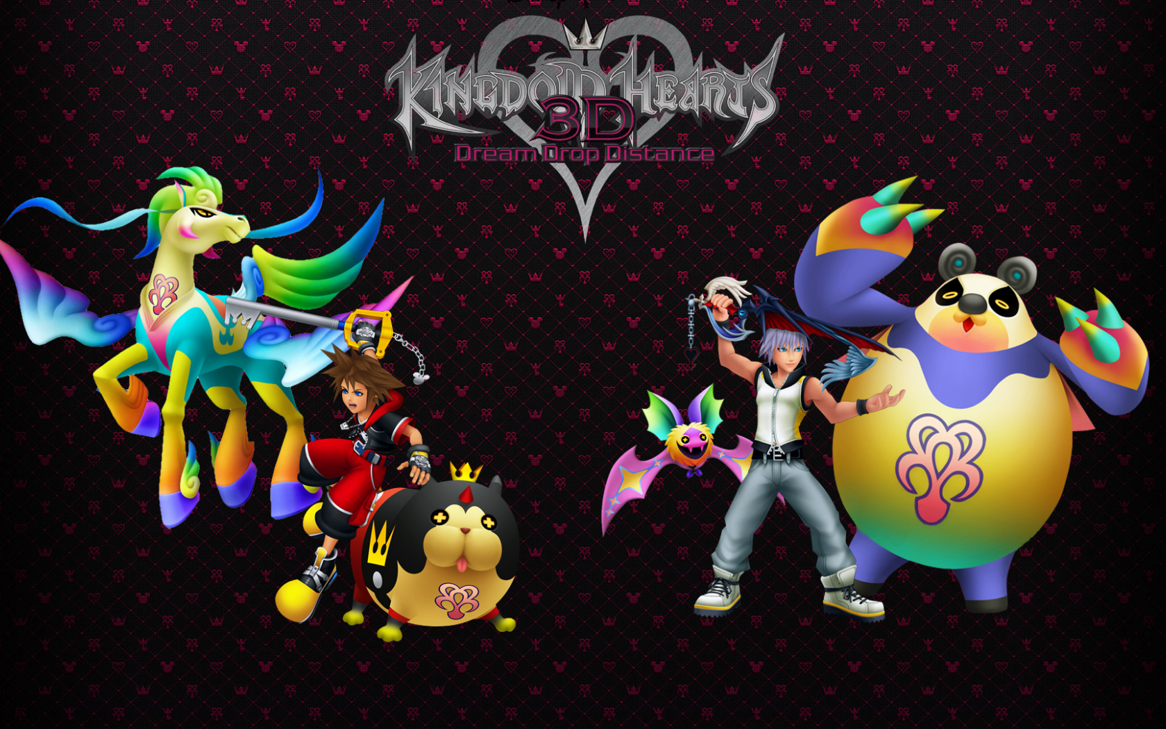 Free Download Kingdom Hearts 3d Dream Drop Distance By Zupertompa