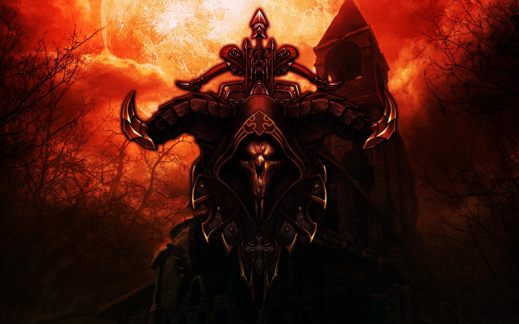 Free Download Diablo 3 Wallpaper Demon Hunter Wallpaper 1303390