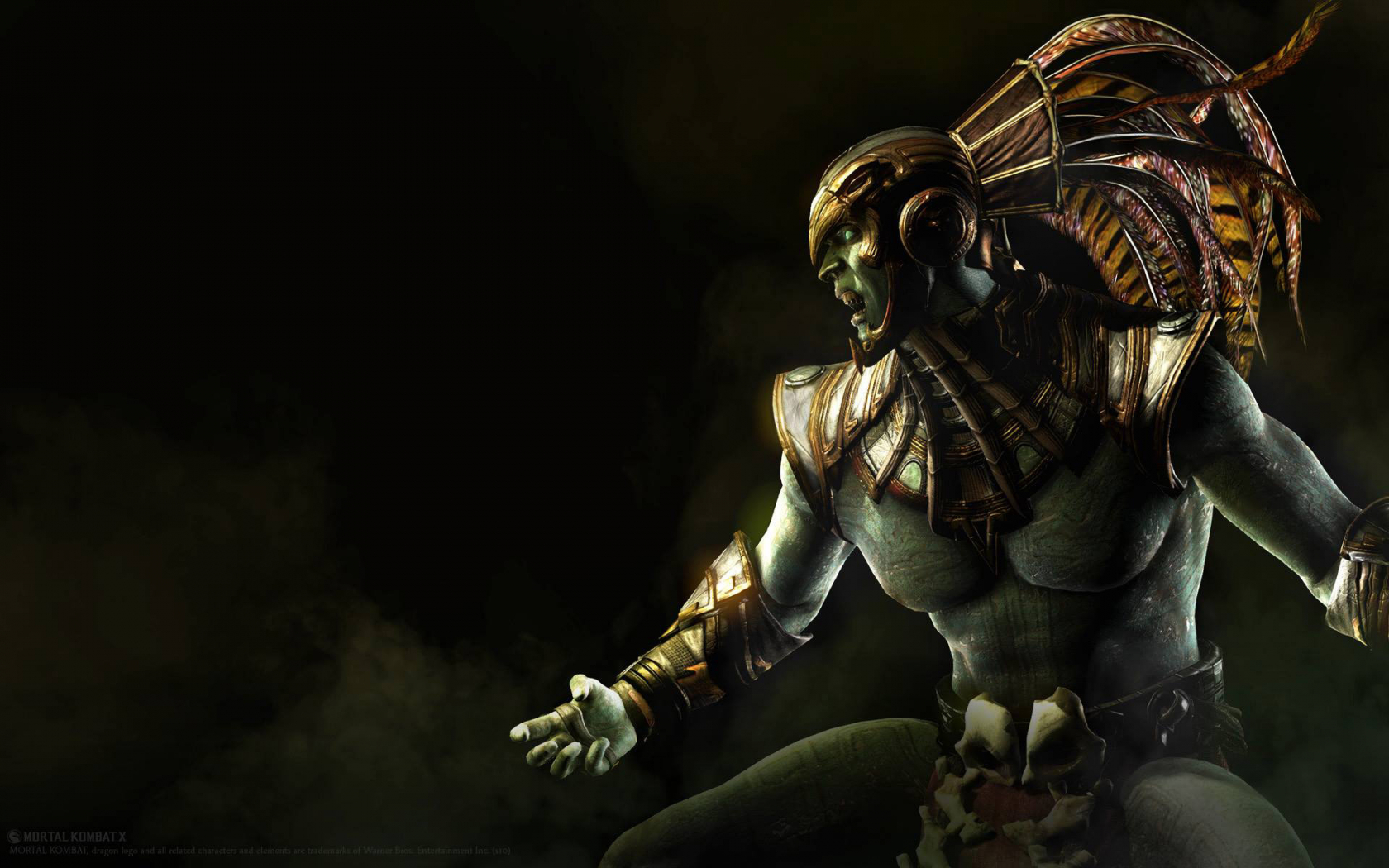 Free Download Mortal Kombat X Wallpapers Featuring Oldnew