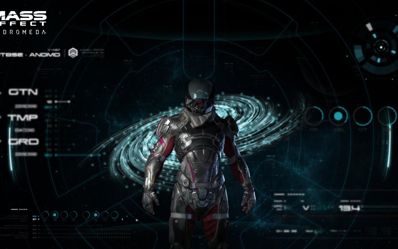 Free Download Mass Effect Andromeda Wallpaper By Jackshepardn7