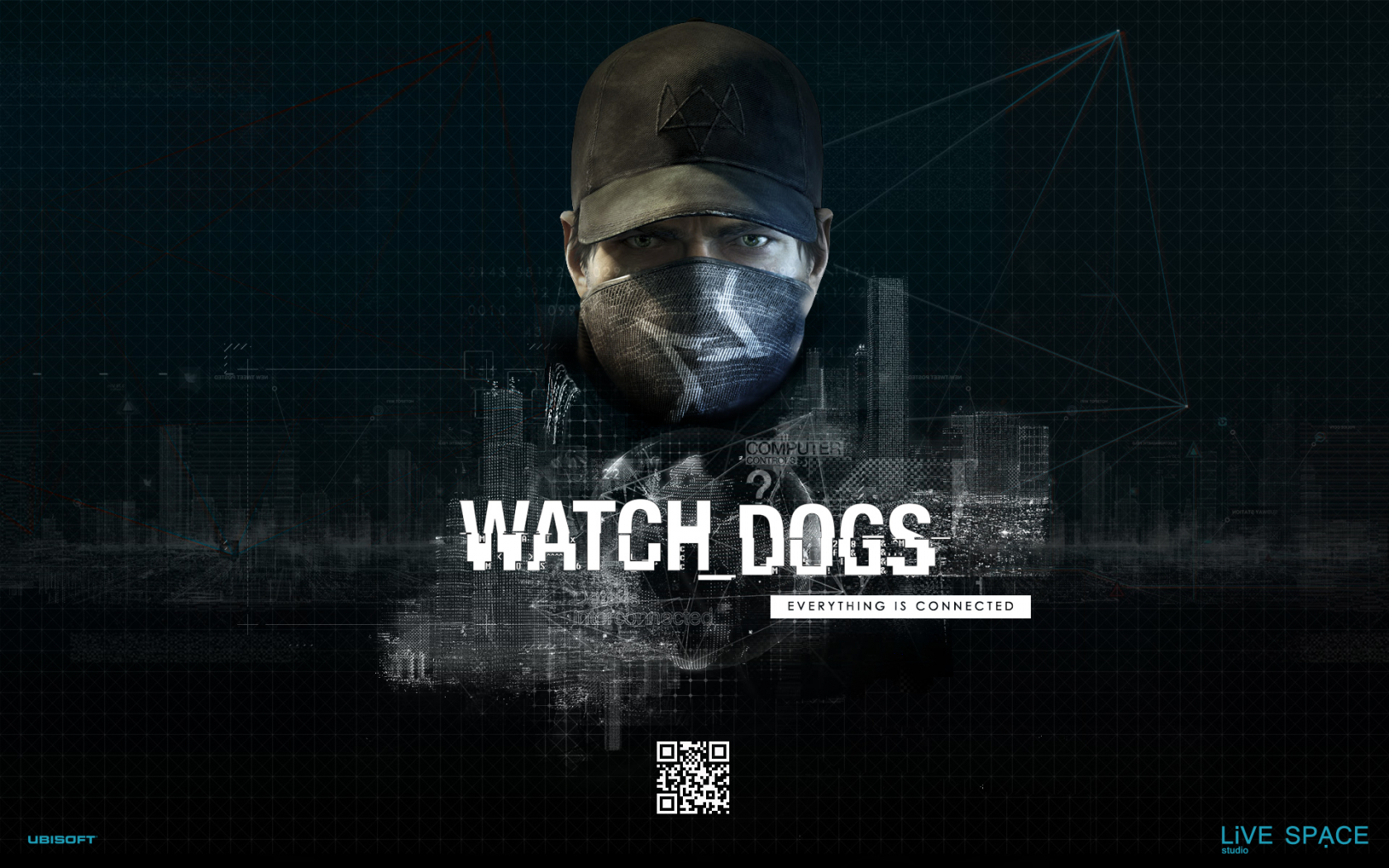 Free Download Watch Dogs Wallpapers 1920x1200 For Your Desktop