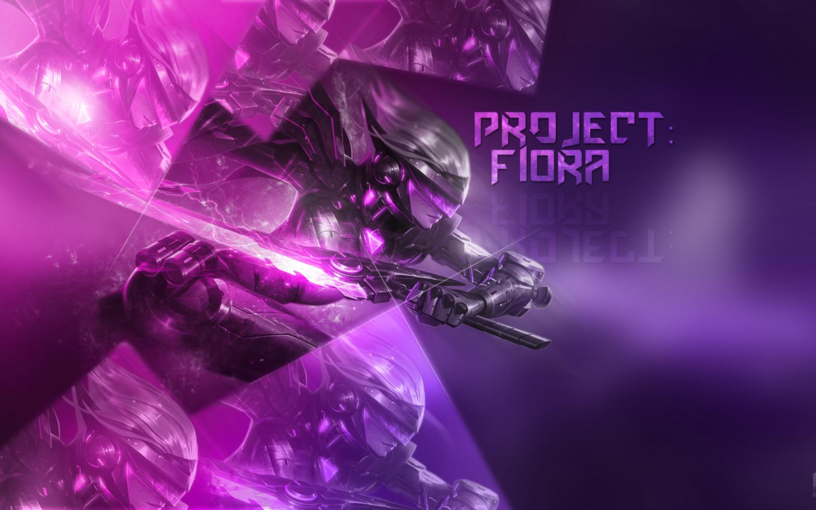 Free Download Project Fiora Fan Art League Of Legends Wallpapers