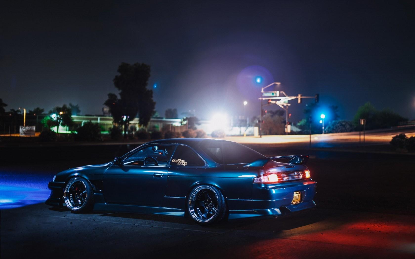 Free download HD Hintergrundbilder Nissan Silvia S14 240sx Auto