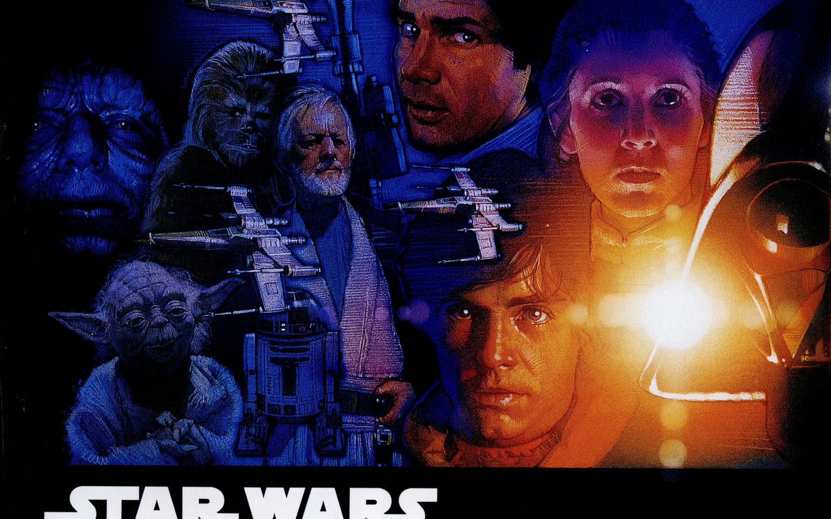 Free Download Star Wars Episode Iv New Hope Wallpapers And