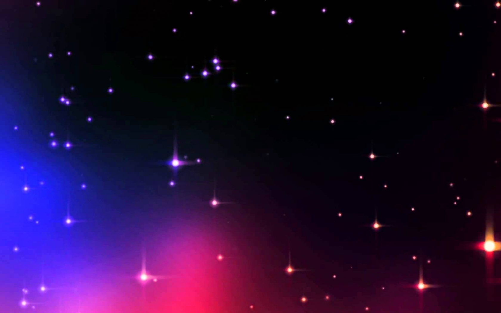 Free Download Dancing Stars Background Loop 1920x1080 For Your