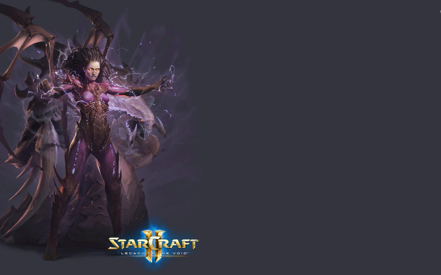 Free Download Sarah Kerrigan In Starcraft Ii Legacy Of The Void