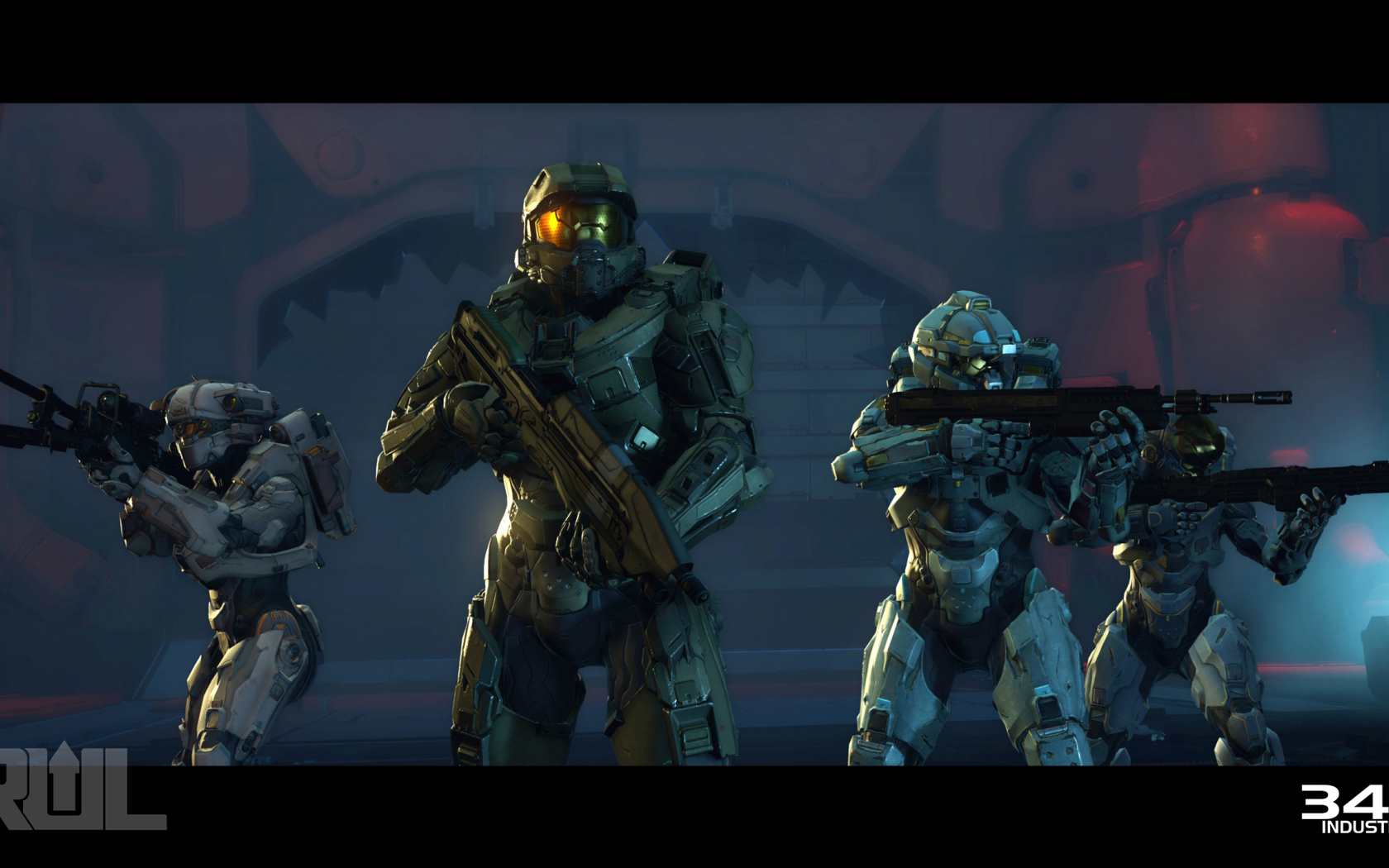 Free Download Halo 5 Guardians Screenshots Halo 5 Concept Art Halo