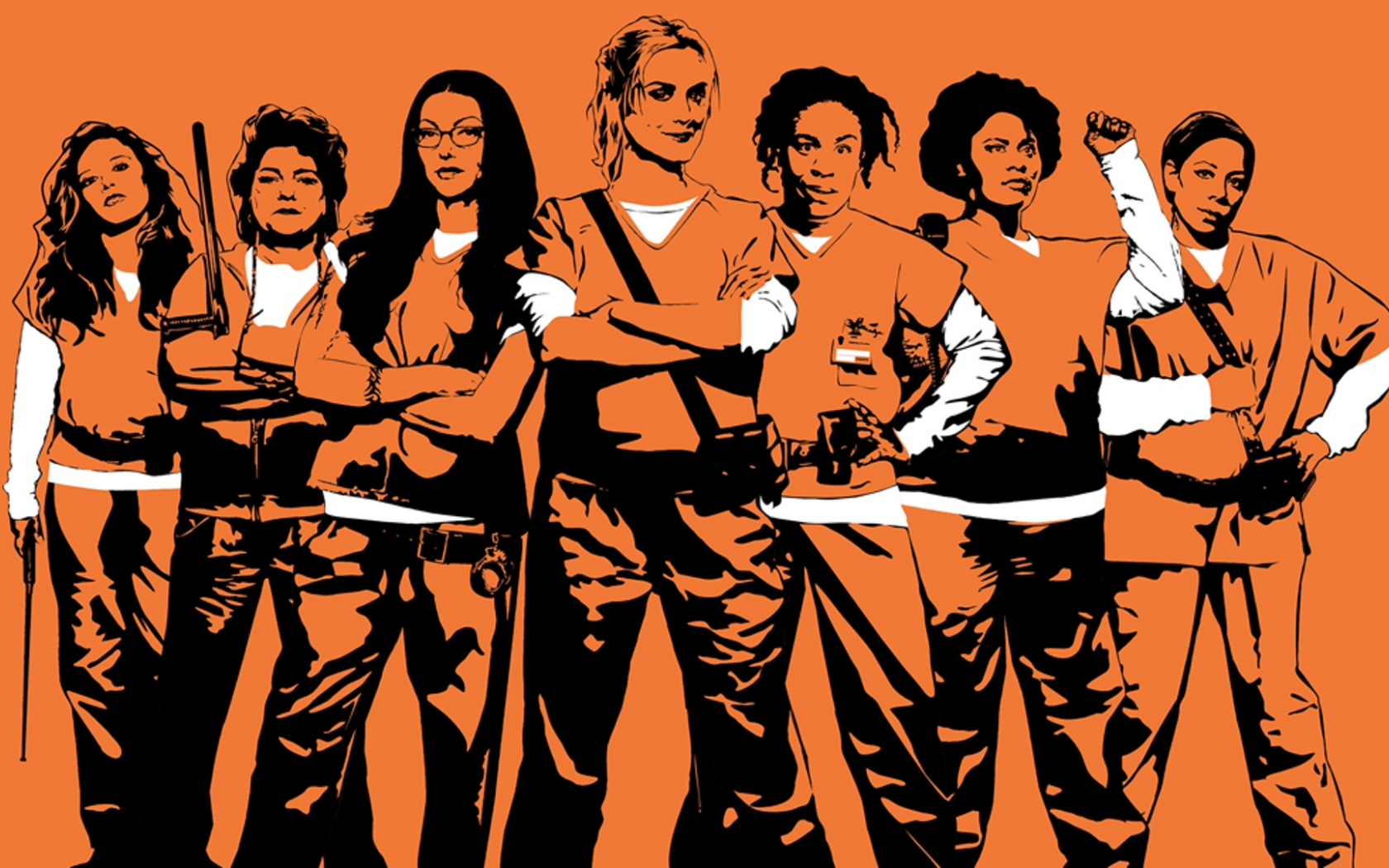 Free Download Orange Is The New Black Wallpaper 1920x1080 For