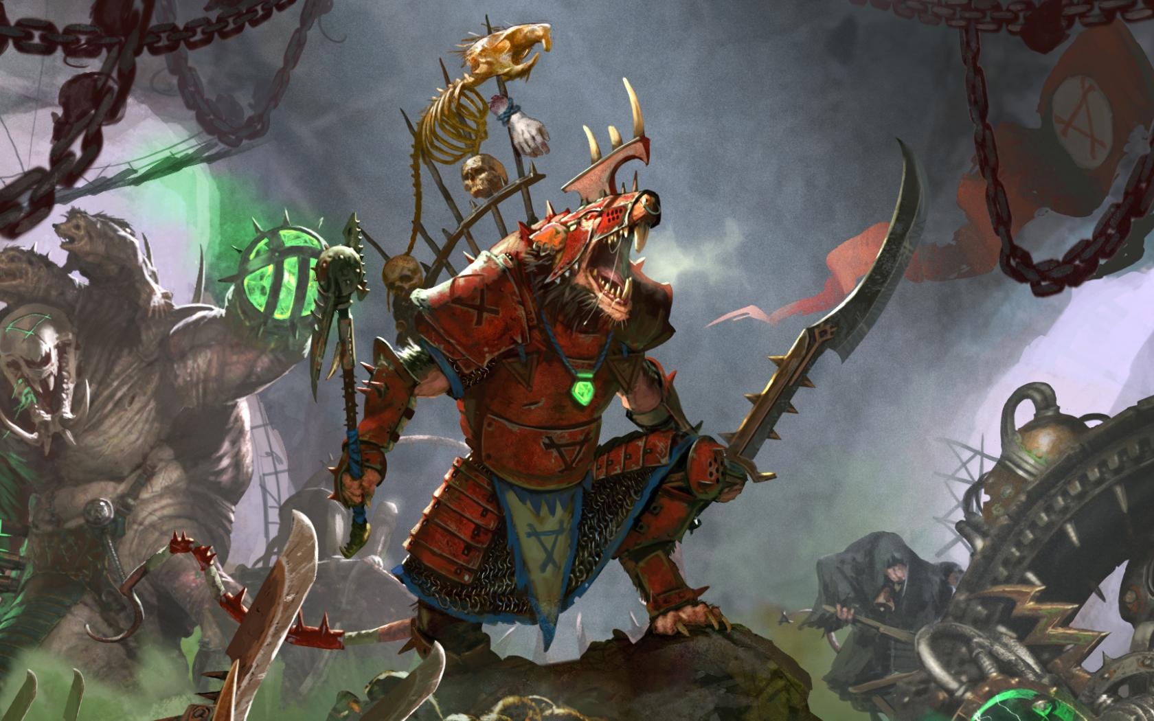 Free Download Total War Warhammer Ii Hd Wallpapers 34 Images