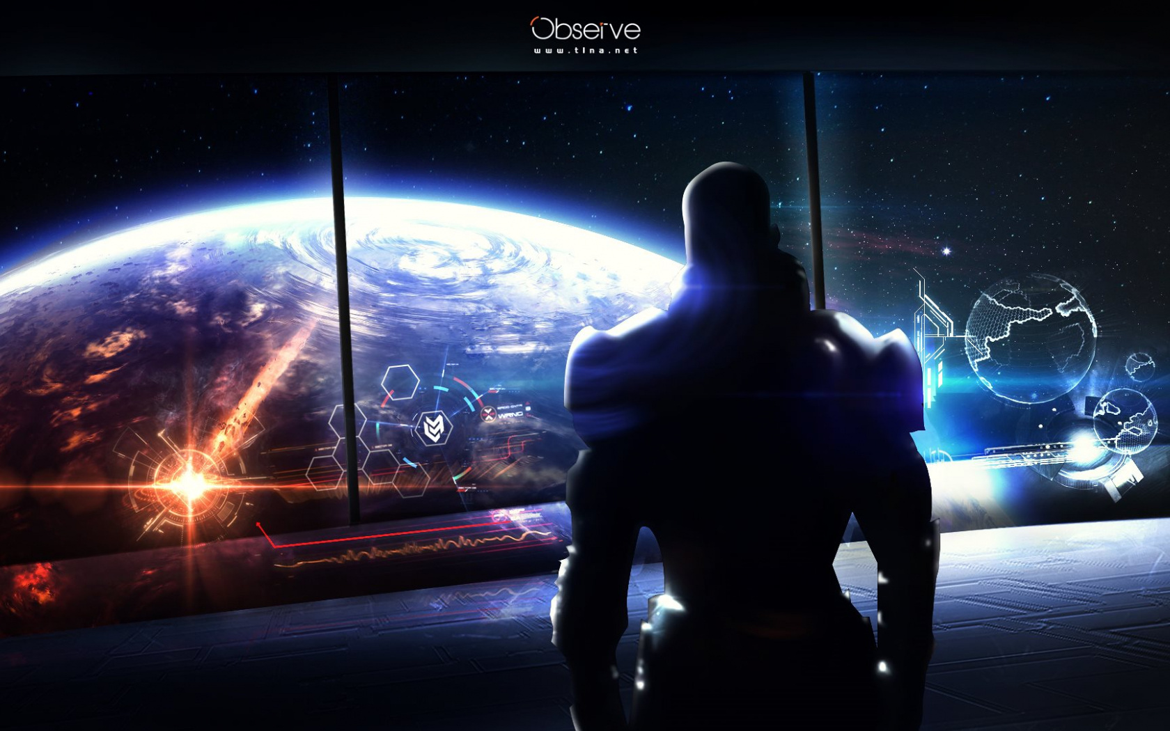 Free Download Mass Effect World Of Warcraft Fan Art Wallpapers Hd