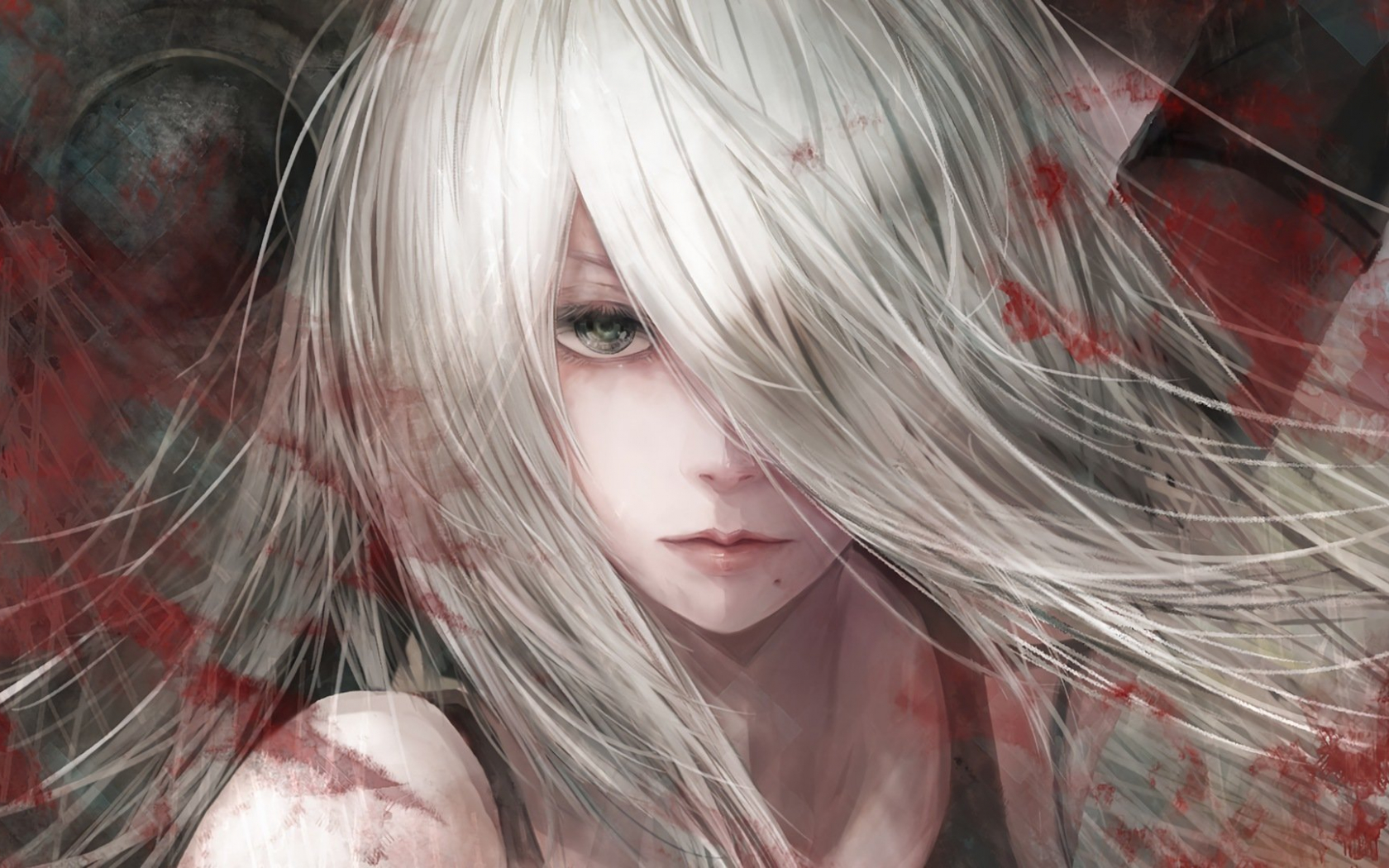 Free Download Nier Automata A2 Hd Wallpaper Background Image