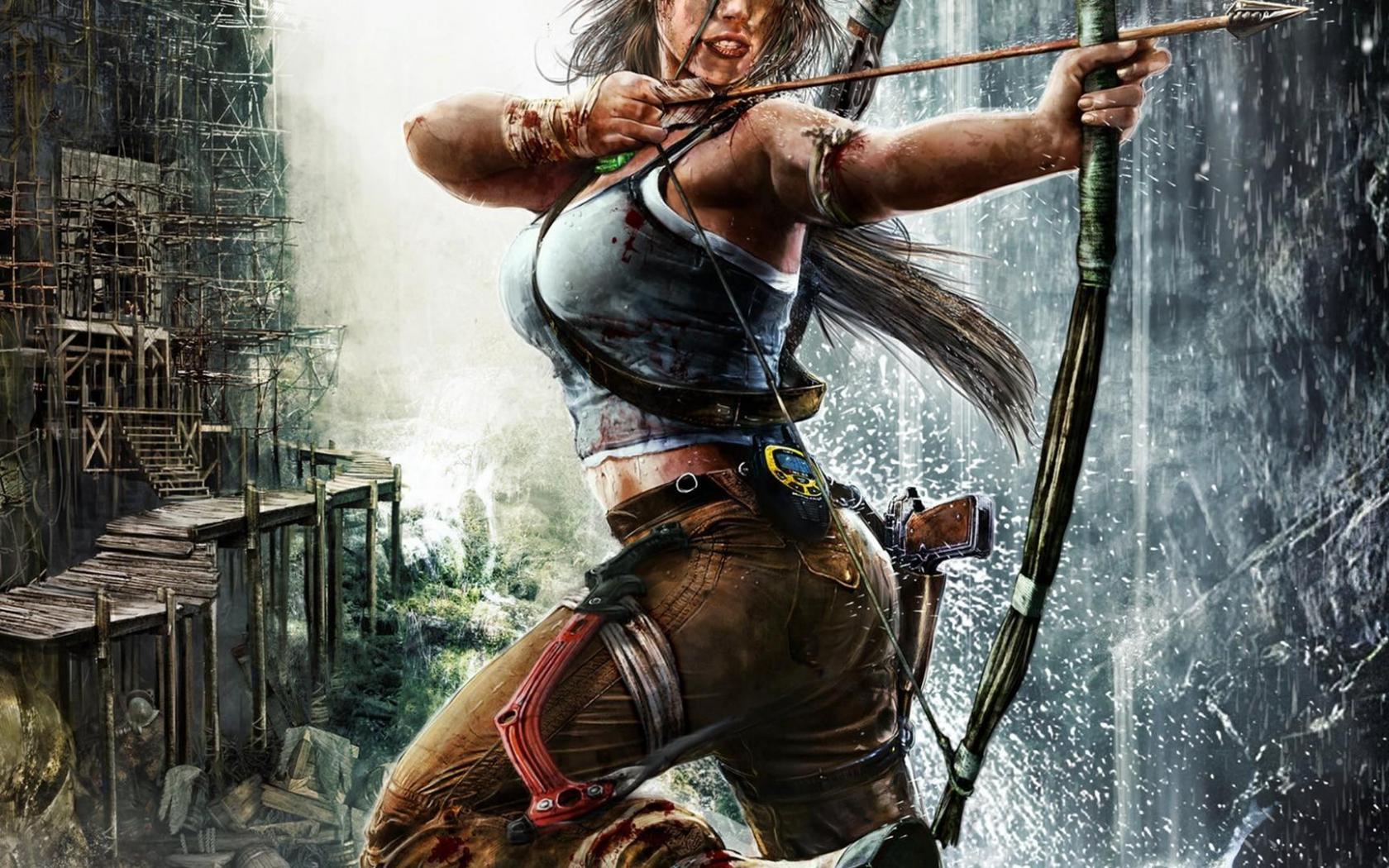 Free Download Tomb Raider Lara Croft 2013 Wallpaper 71644