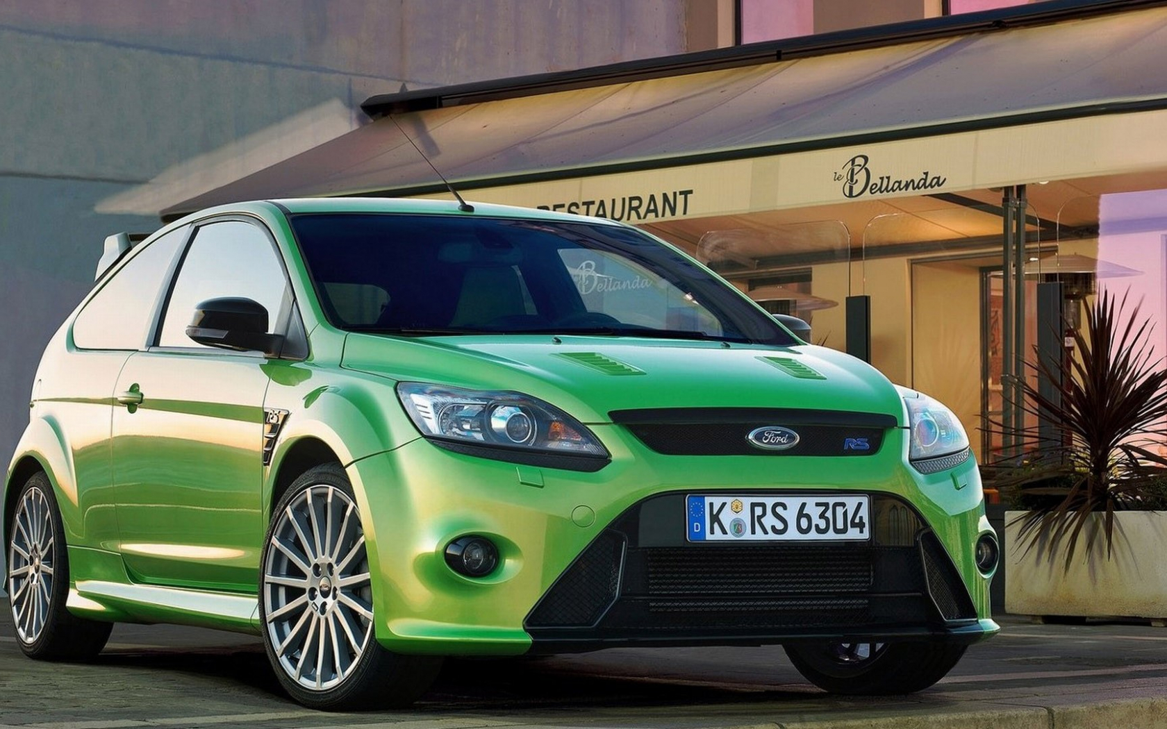 Free Download Hq Ford Focus Rs Wallpaper Full Hd Pictures