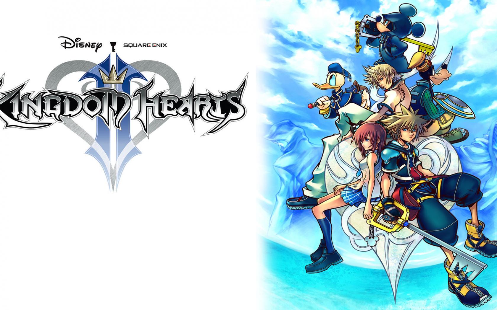 Free Download Kingdom Hearts 2 Final Mix Wallpaper 72 Images