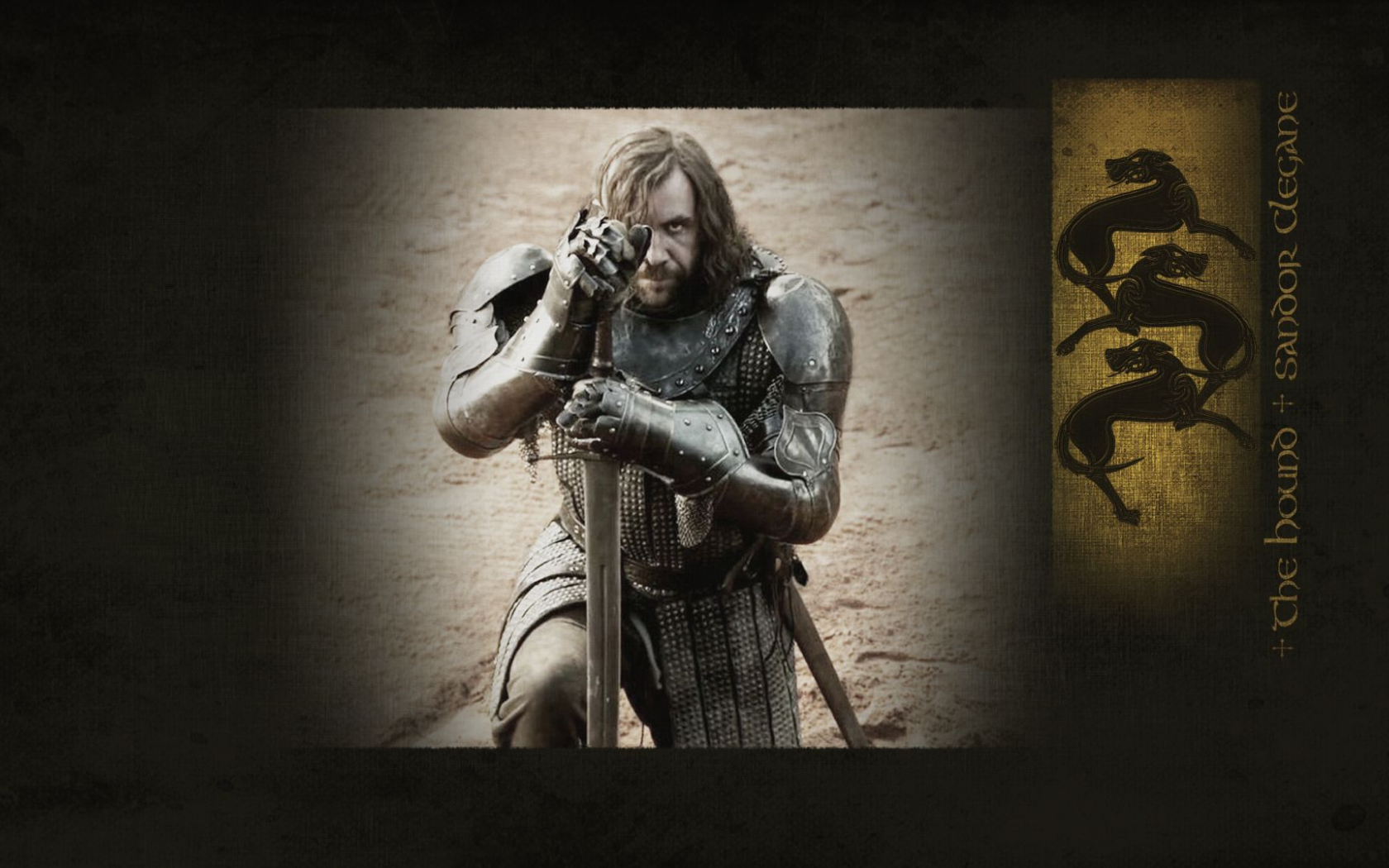 Free Download The Hound Sandor Clegane Wallpaper 1920x1080 Game Of