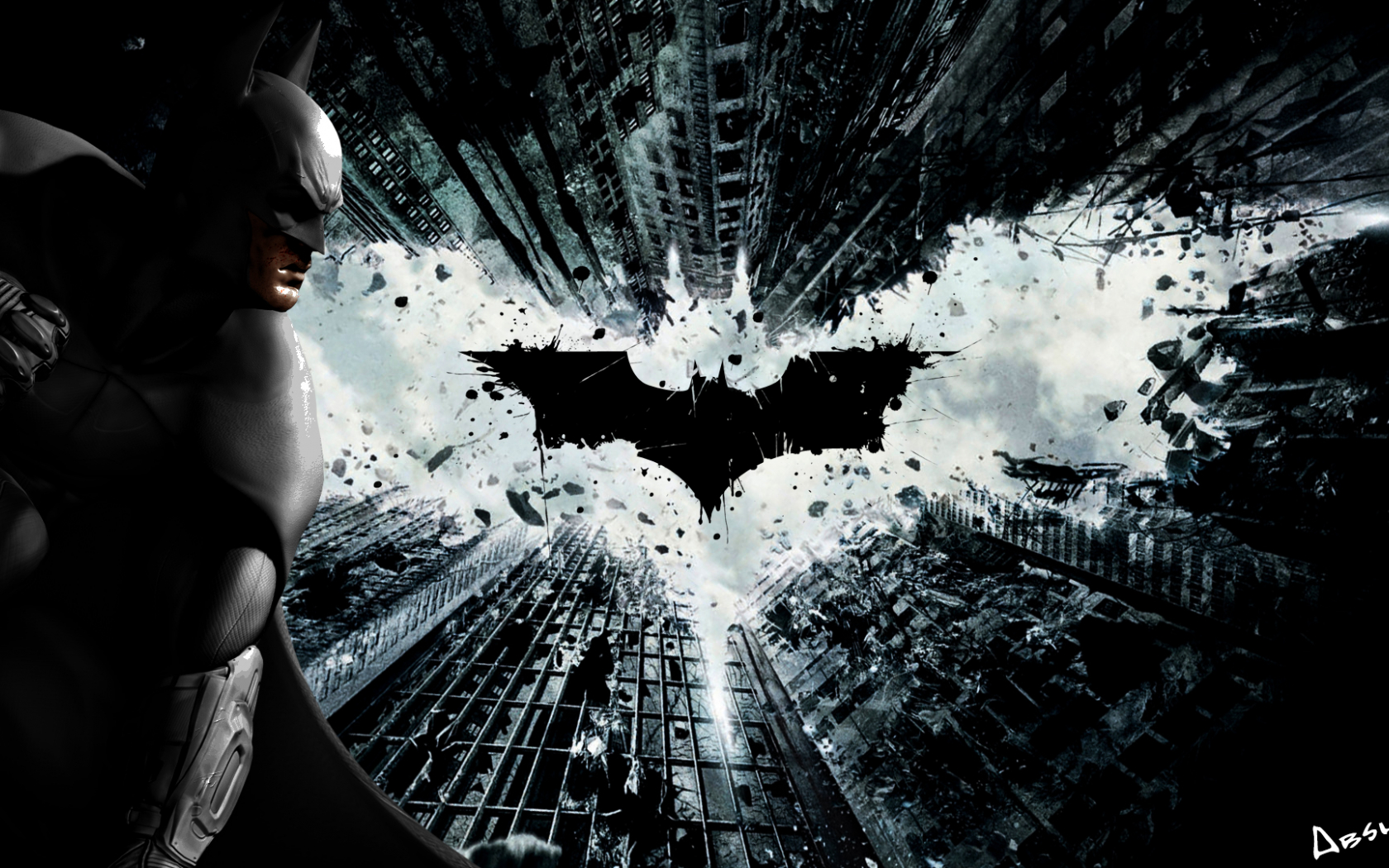 Free Download The Dark Knight Rises Wallpaper 1920x1080 By