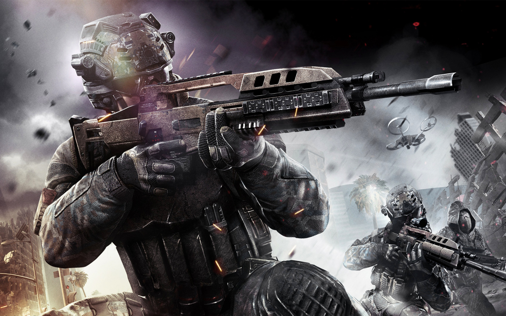 Free Download Call Of Duty Black Ops 2 Wallpaper 761066