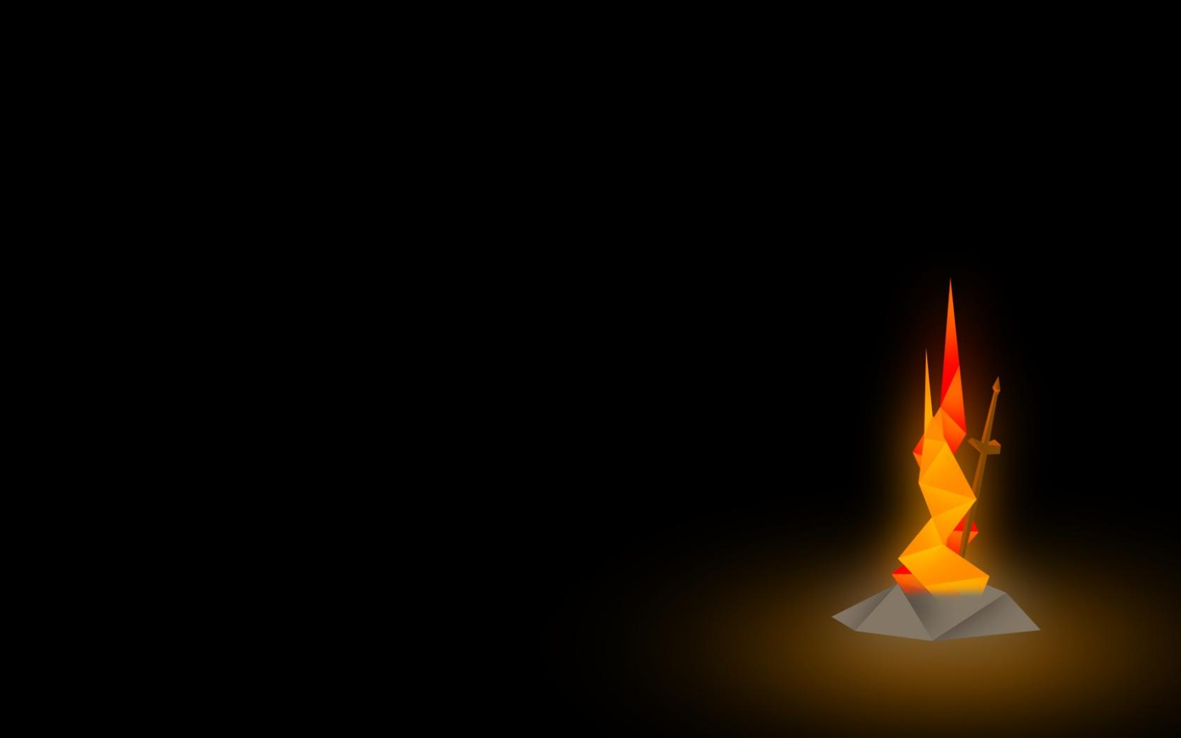 Free download Dark Souls Bonfire wallpaper Download ...