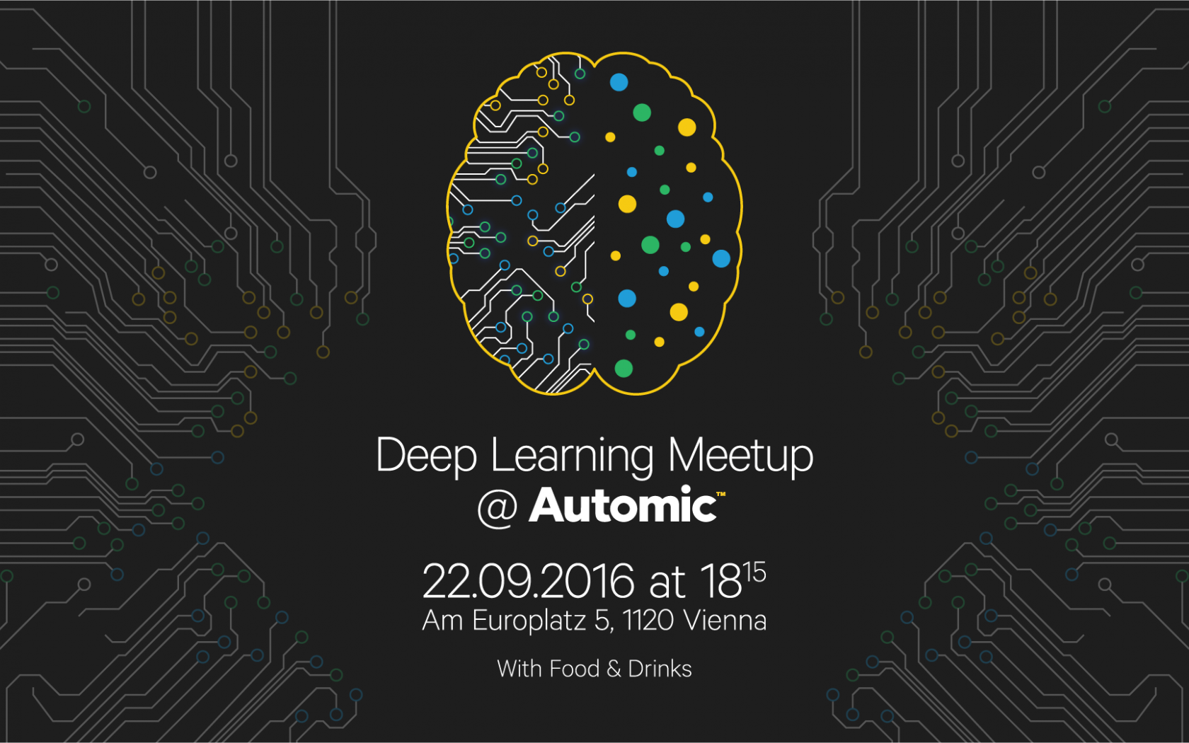 Free Download Photos Vienna Deep Learning Meetup Vienna Meetup 1920x1080 For Your Desktop Mobile Tablet Explore 18 Machine Learning Wallpapers Machine Learning Wallpapers Machine Wallpaper Desktop Machine Wallpaper