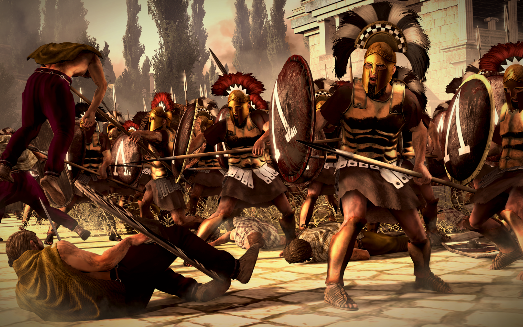 Free Download Total War Rome Ii Wallpaper 4865 1920x1080 For