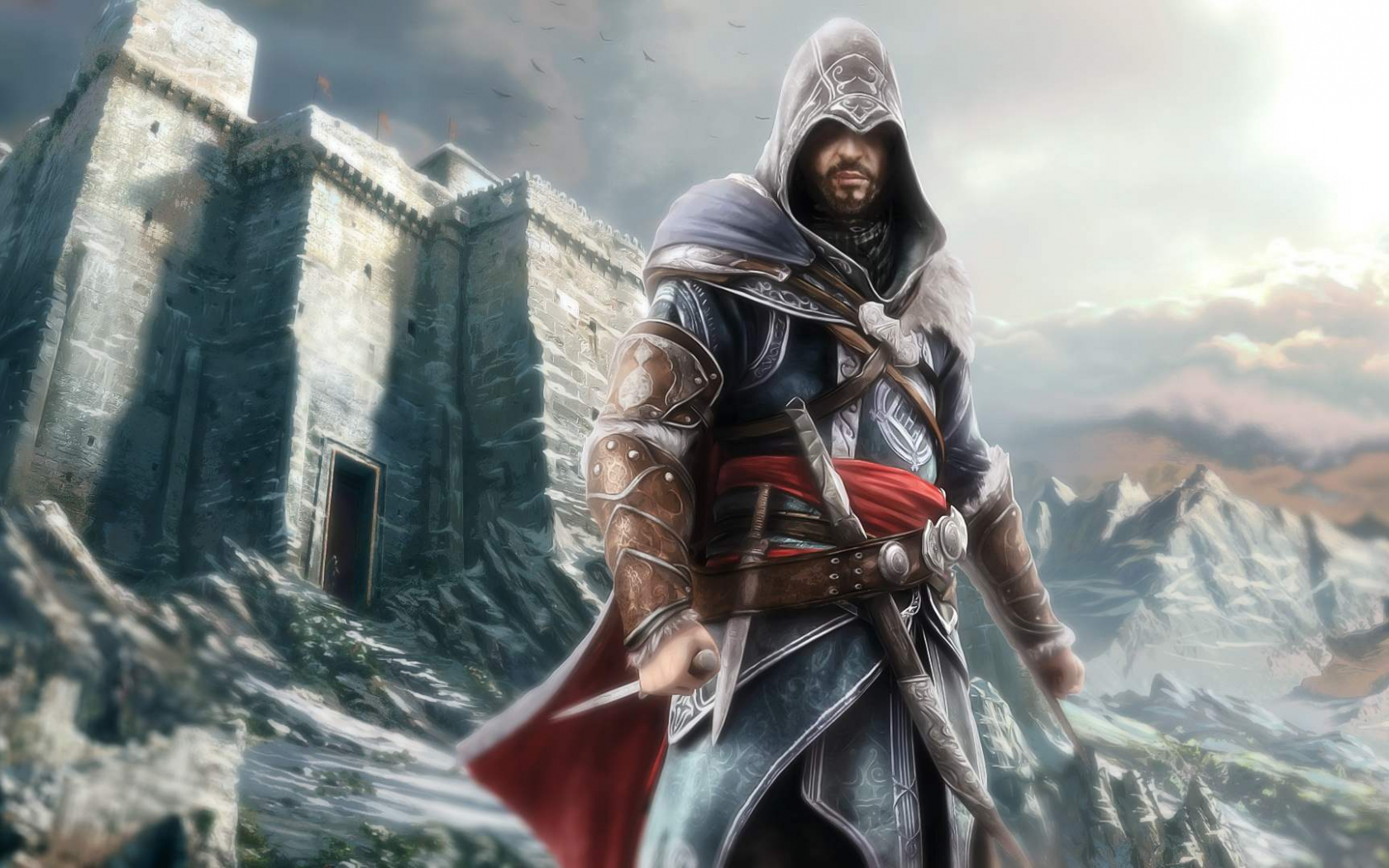 Free Download Ezio Assassins Creed Revelations Wallpapers Best