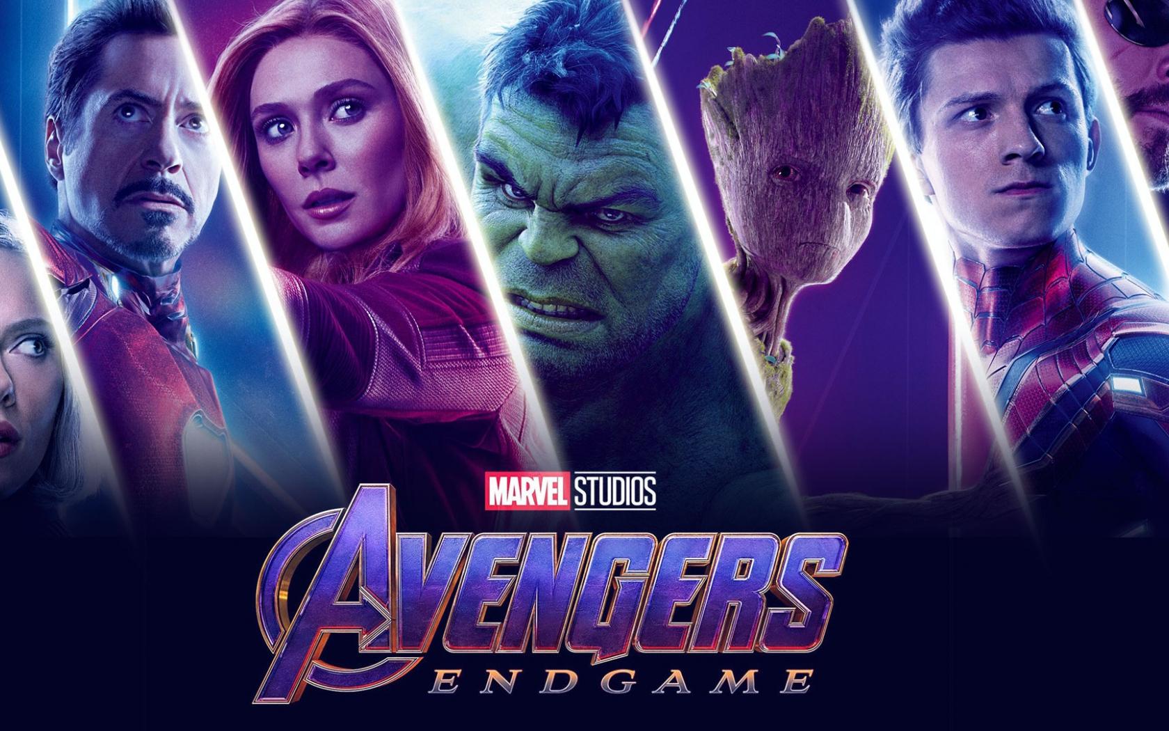 دانلود فیلم Avengers Endgame 2019 با دوبله فارسی