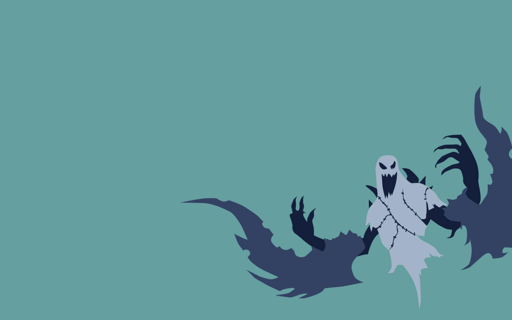 Free Download Haunted Nocturne Minimalistic Fan Art League Of