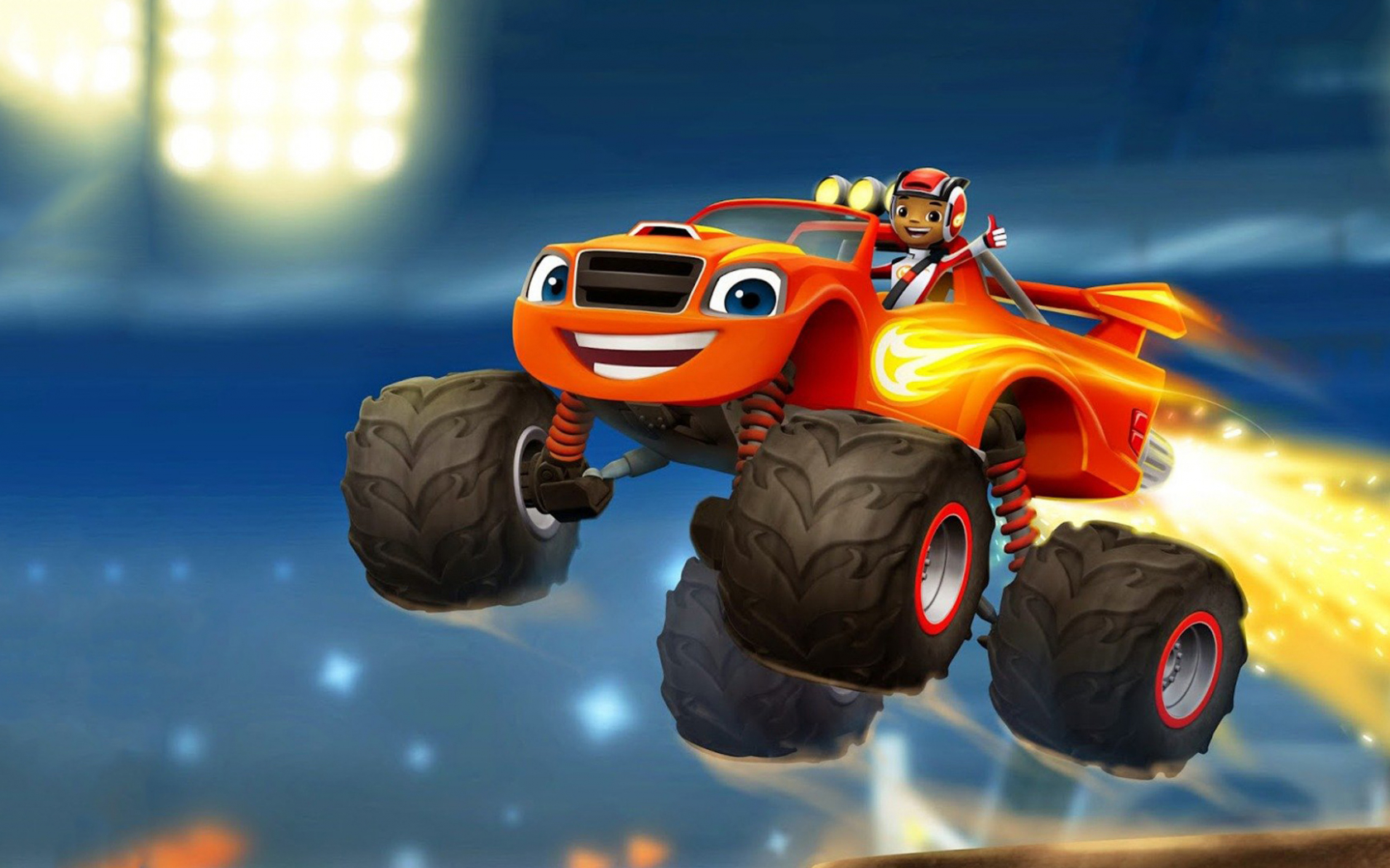 Free Download Blaze And The Monster Machines Png 101 Images In
