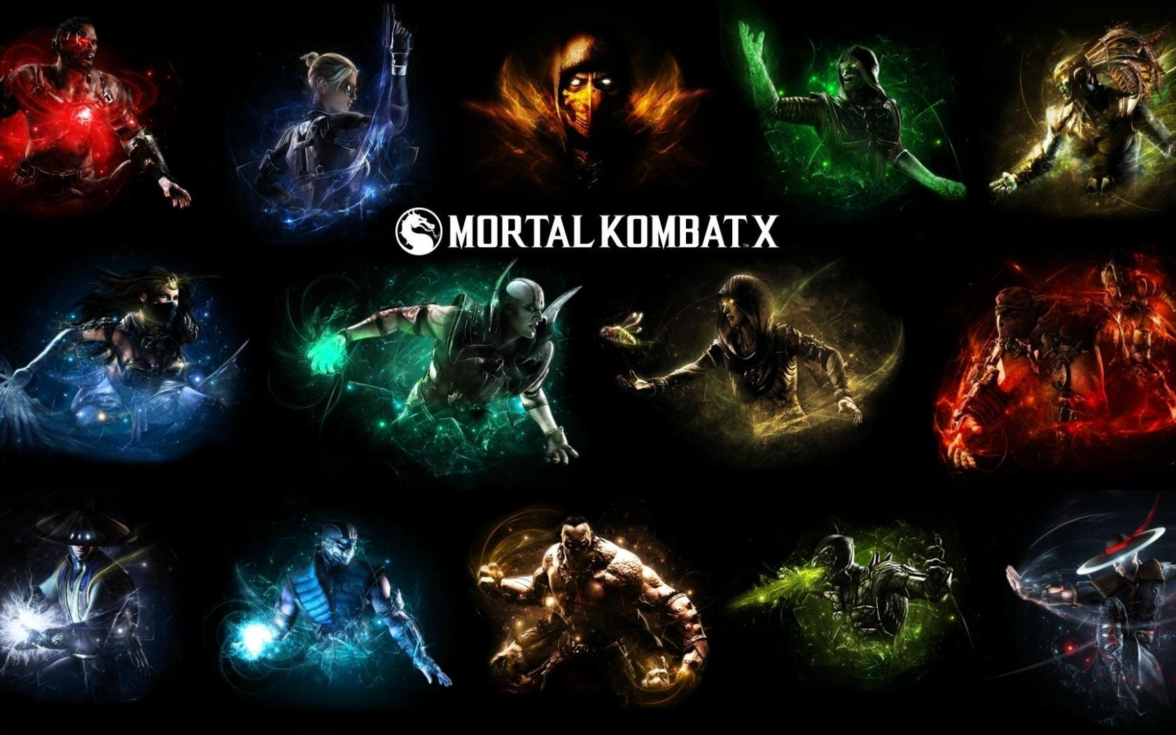 Free Download Mortal Kombat X Characters Wallpapers 44 Mortal