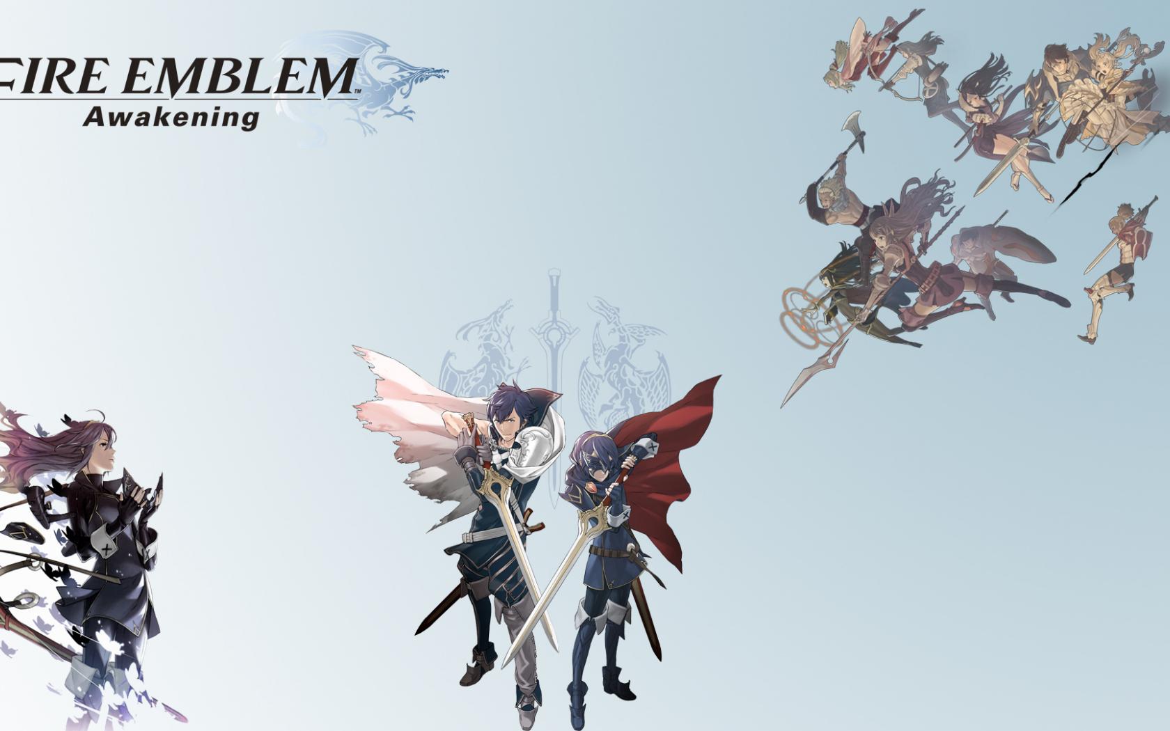 Free Download Fire Emblem Awakening Wallpaper By Zupertompa
