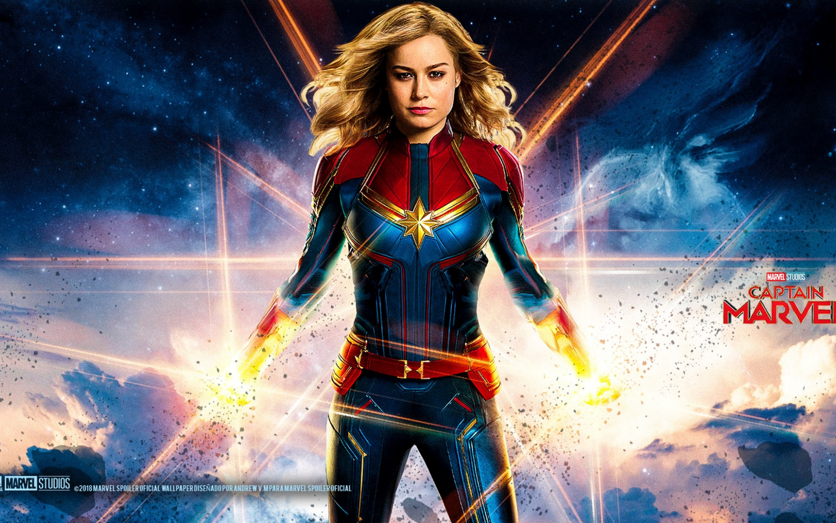 Free Download Captain Marvel Movie Wallpaper 2019 Movie
