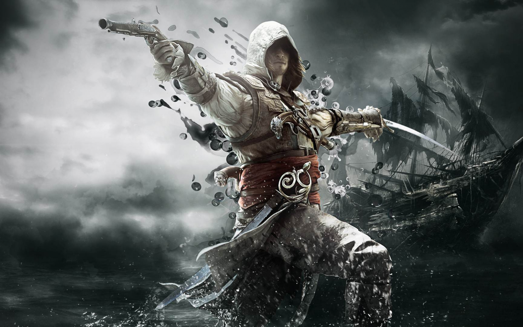 Free Download Assassins Creed 4 Black Flag Wallpapers En 1080p Hd