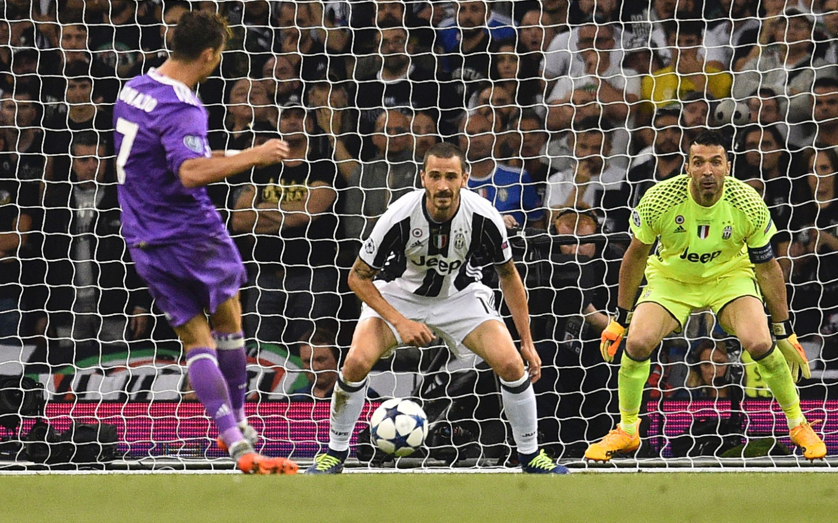 Free Download Champions League Real Madrid Provou Contra A Juve