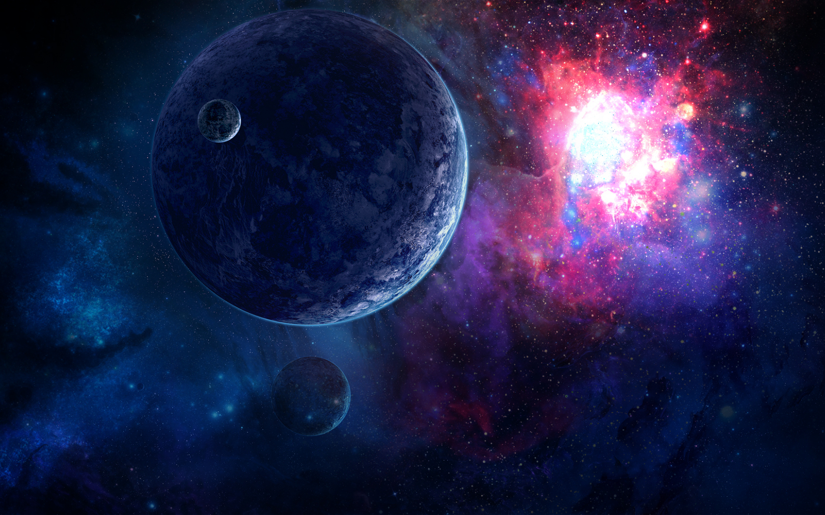 Free Download Wallpapers Planets Space Tumblr 1920x1080 For Your
