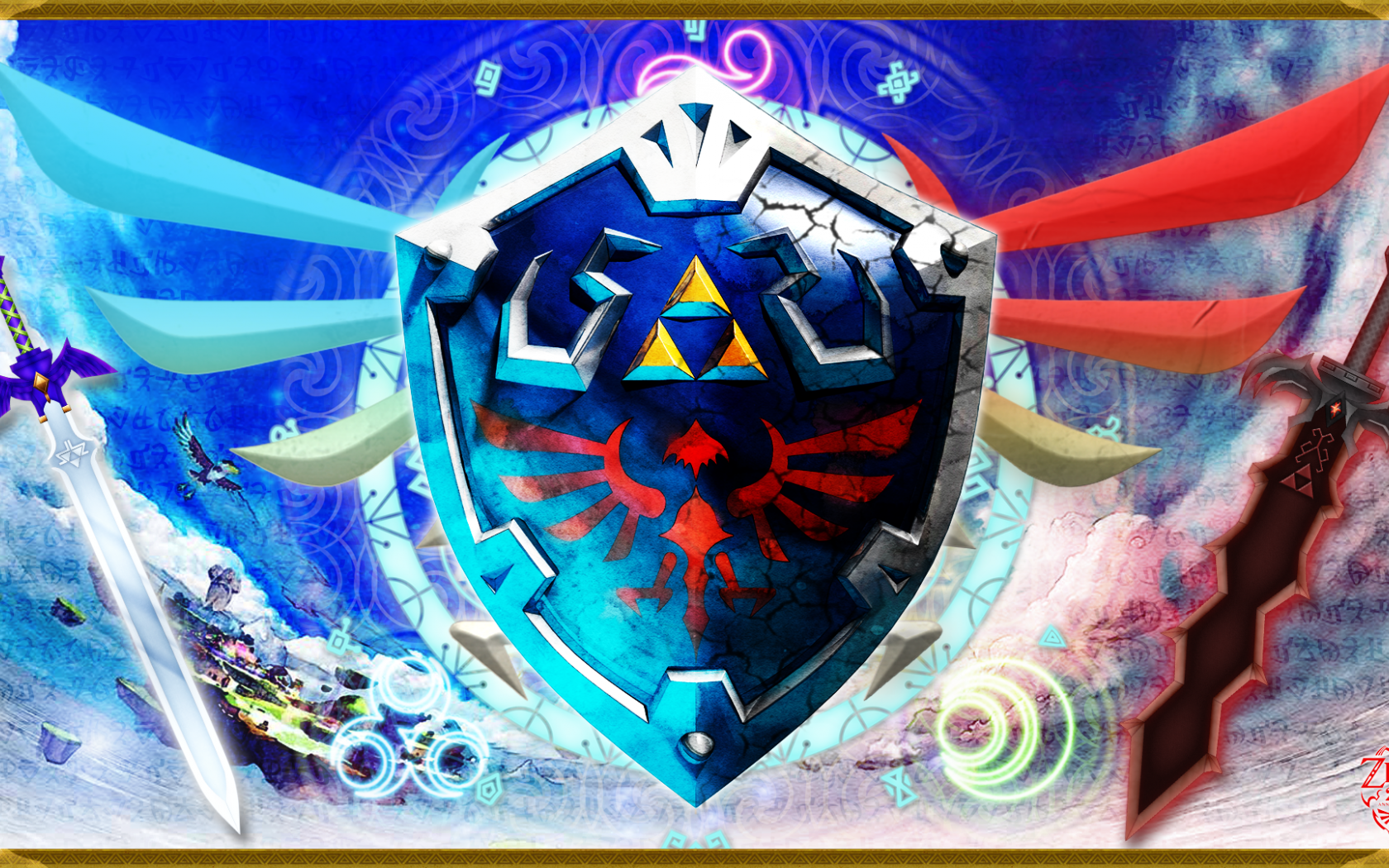 Free Download Legend Of Zelda Skyward Sword Pc Android Iphone And