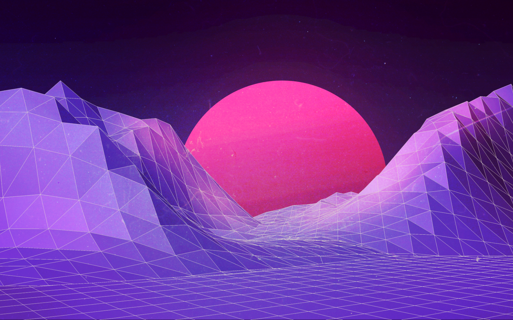 Free Download Aesthetic Vaporwave Wallpapers High Definition At