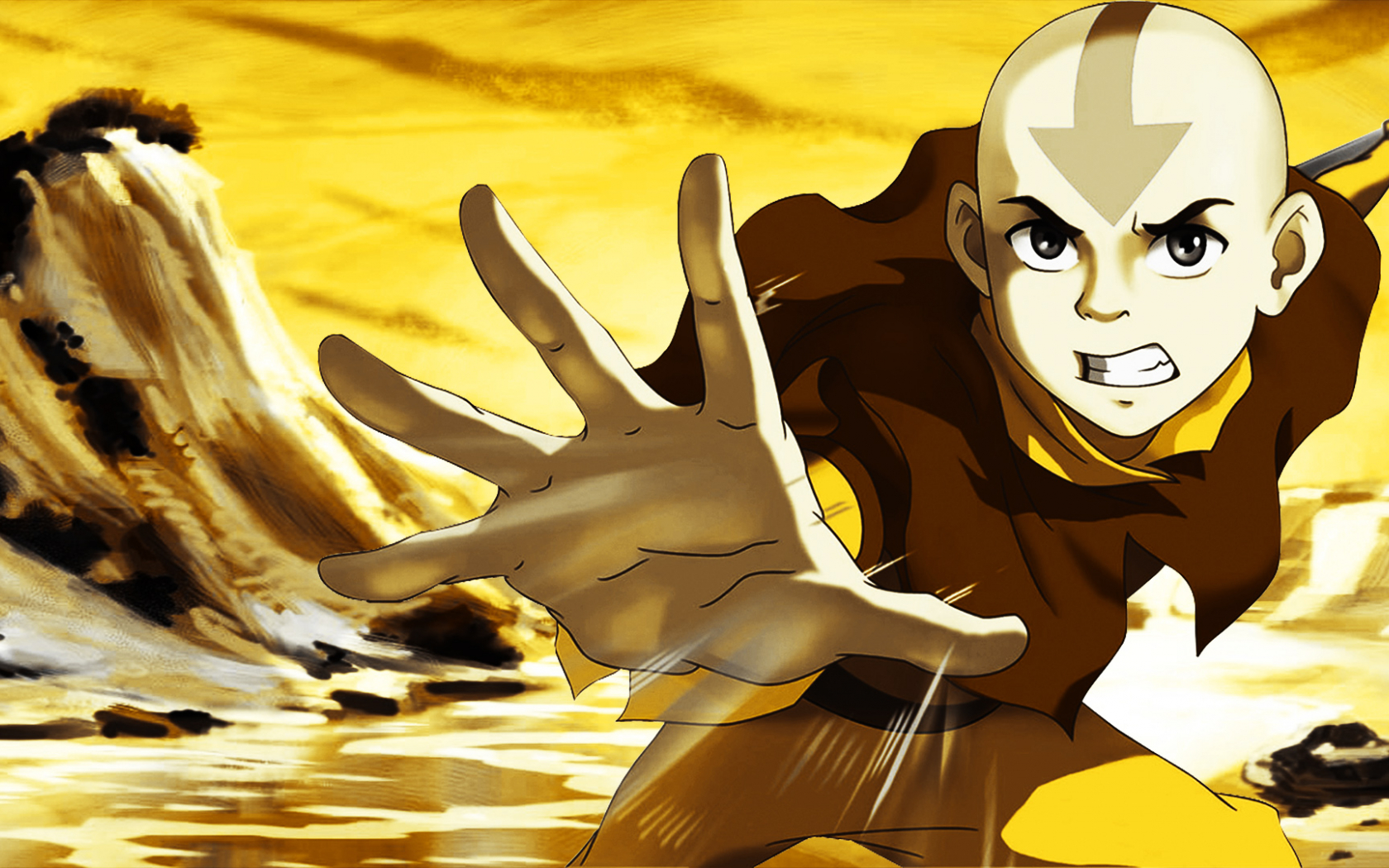 Free Avatar The Legend Of Aang Wallpaper