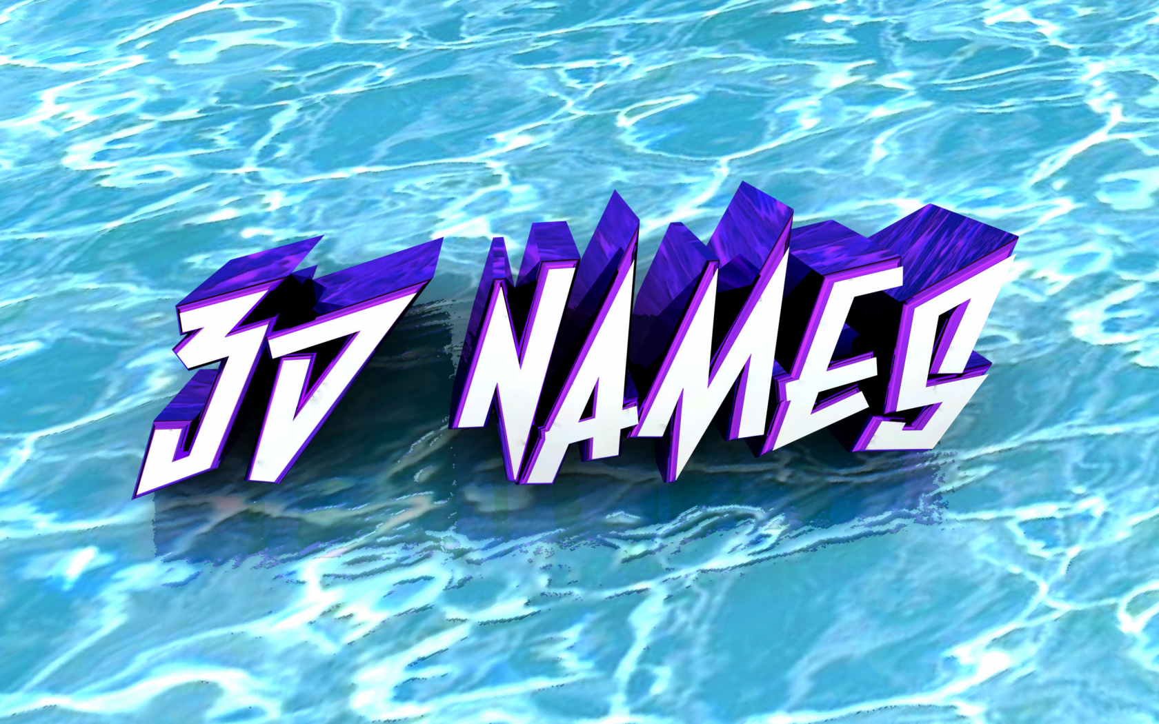 Free download 3D Name Wallpapers Animations [2560x1600] for