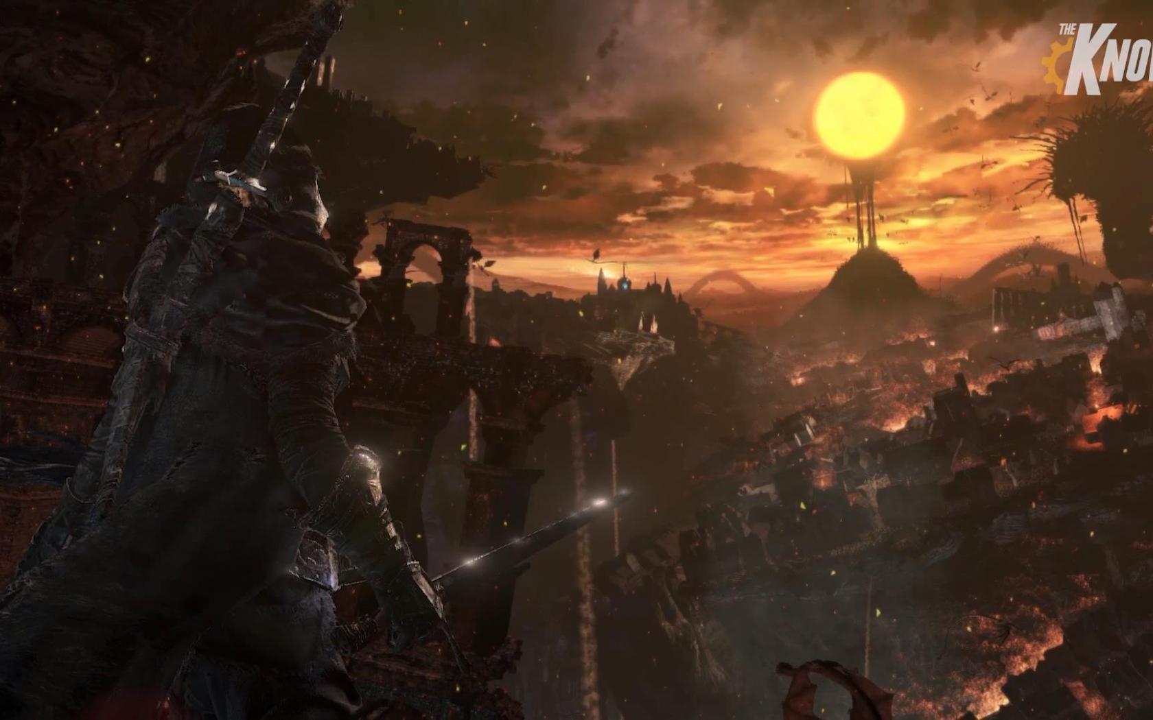 Free Download Dark Souls Iii Eclipse Screenshot Full Hd 1920x1080