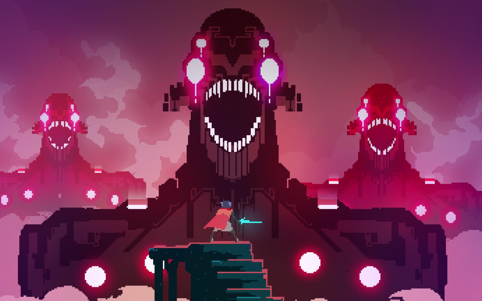 Hyper Light Drifter Video Game