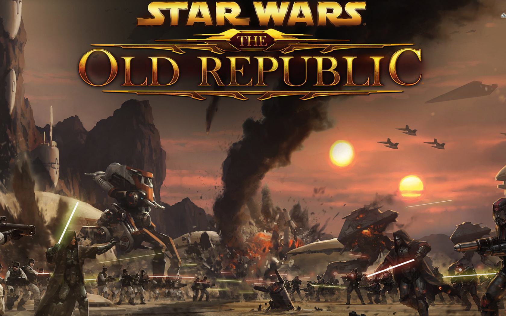 Free Download Star Wars The Old Republic Wallpapers Pictures