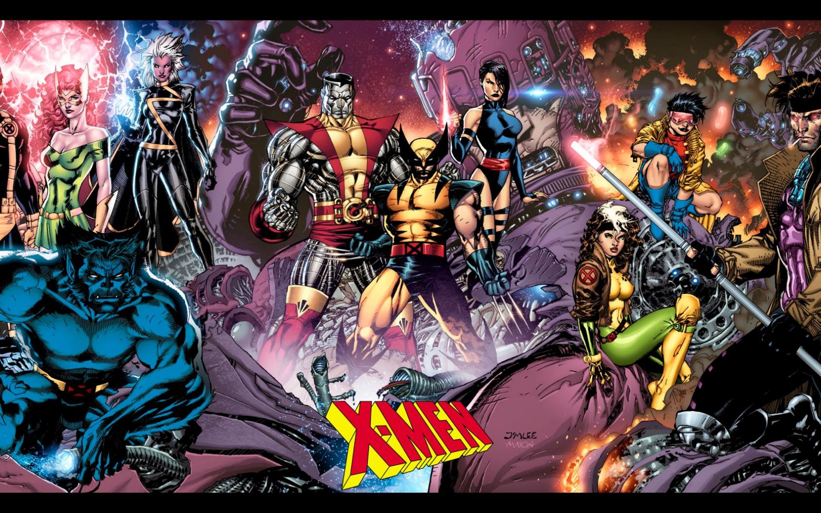 Free Download 90s X Men Computer Wallpapers Desktop Backgrounds