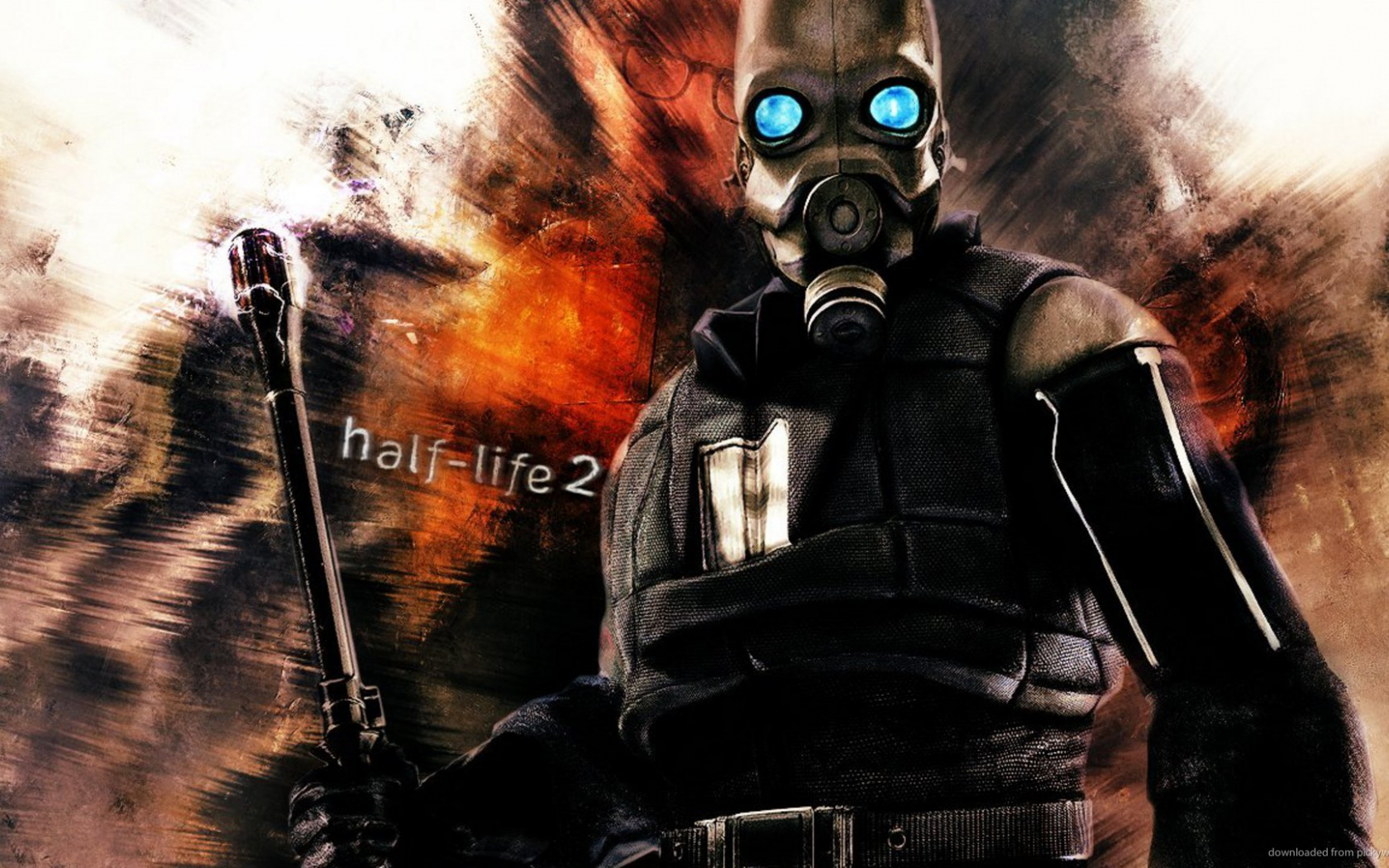 Free Download Download 1920x1080 Half Life 2 Combine Art Wallpaper